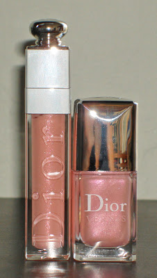 Macy S Dior Exclusive Lipgloss Amp Nail Polish For Breast Cancer Awareness The Beauty Look Book