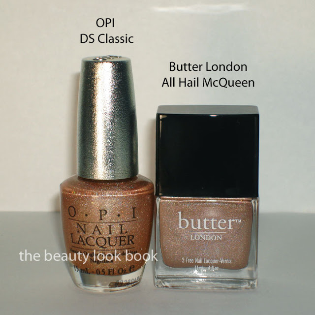 Butter London All Hail McQueen