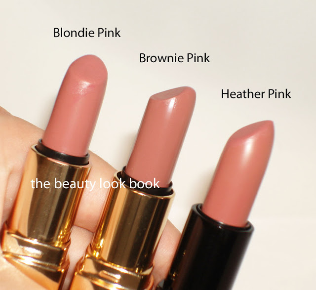Bobbi Brown Blondie Pink Brownie Pink Amp Heather Pink
