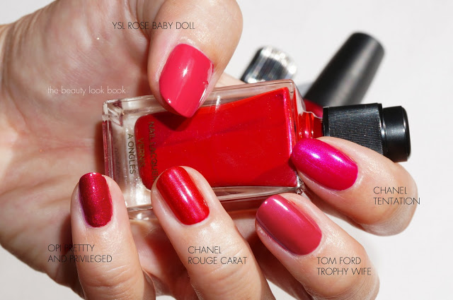Tom Ford Trophy Wife Nail Lacquer Comparisons The Beauty