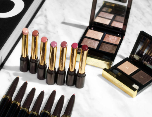 Tom Ford AW16 Beauty