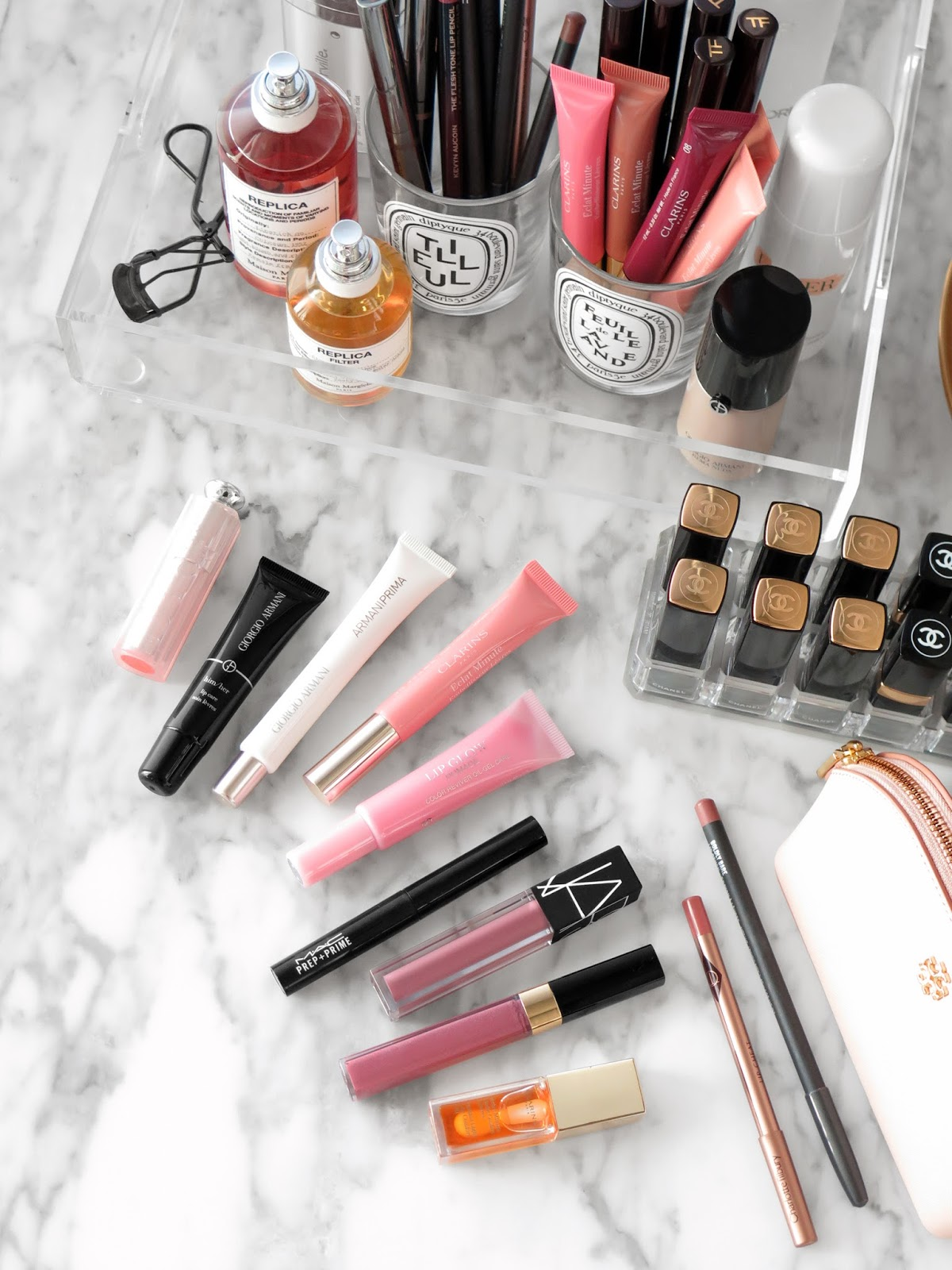 Lip Basics, Primers, Treatments and Oils - The Beauty Look Book