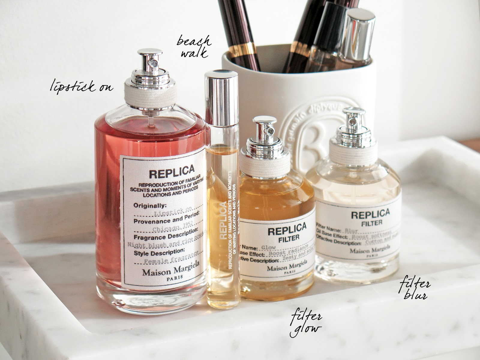 Replica Fragrances - The Beauty Look Book