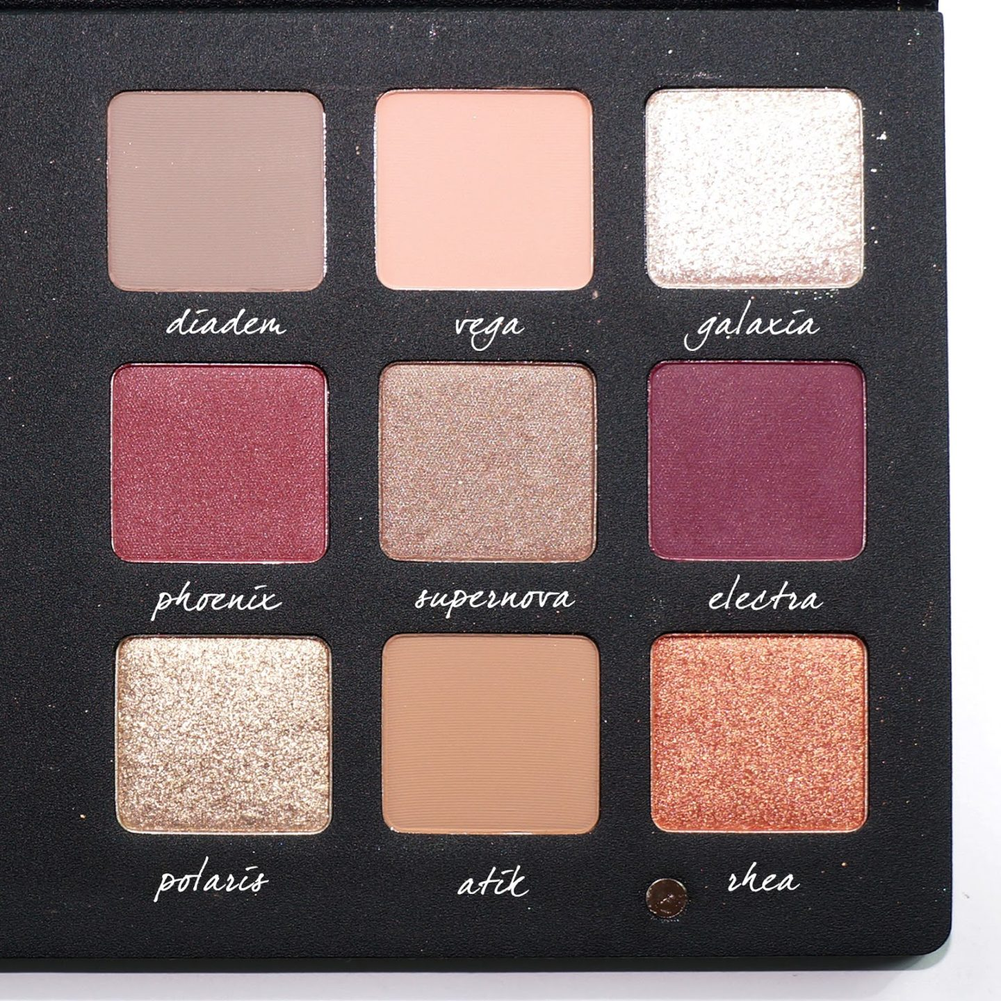 Natasha Denona Star Palette - The Beauty Look Book