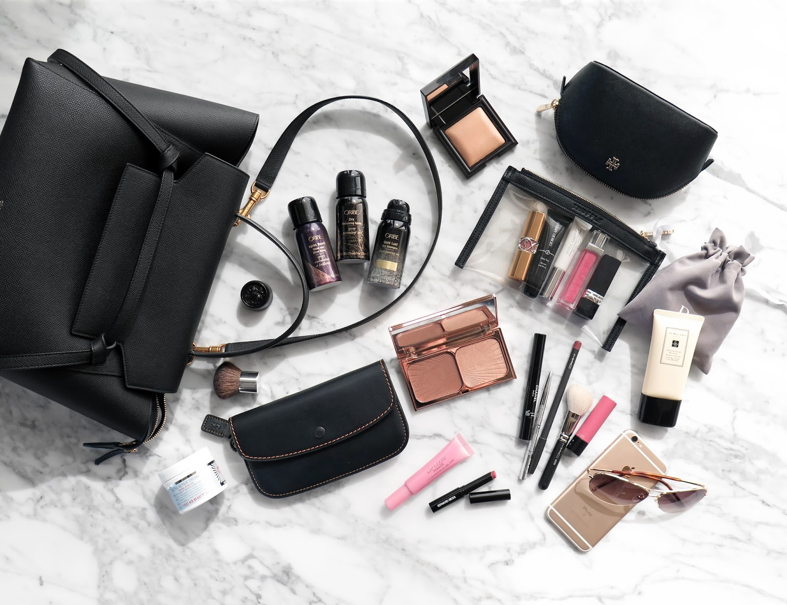What S In My Bag Celine Mini Belt Bag Review The Beauty Look Book