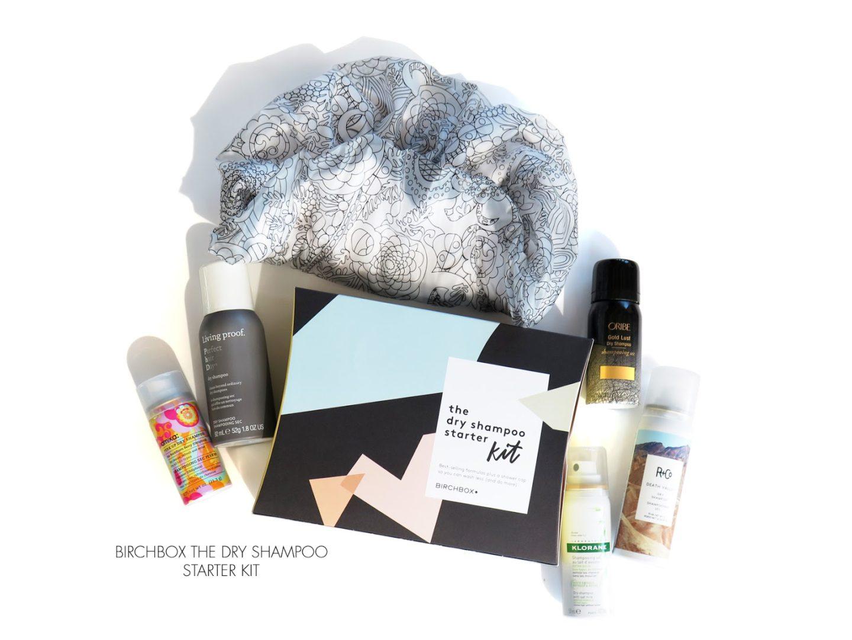 Birchbox The Dry Shampoo Starter Kit - The Beauty Look Book