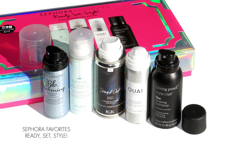 Sephora Favorites Ready Set Style Hair Set - The Beauty Look Book