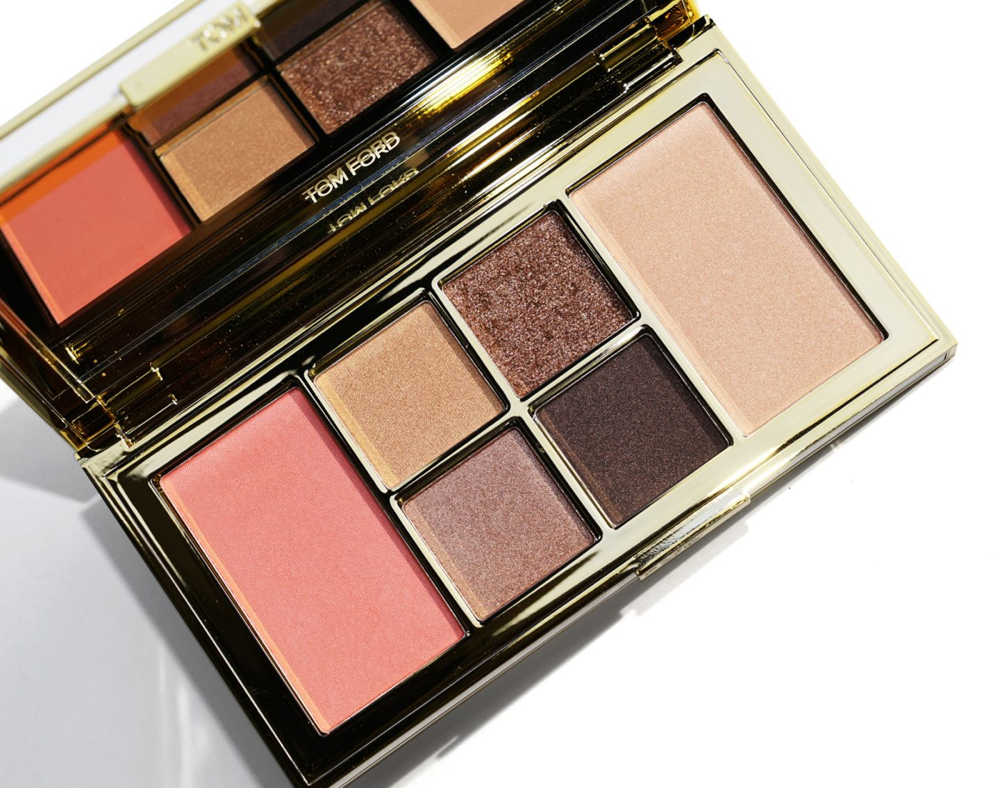 Tom Ford Beauty Winter Soleil 2016 Eye Cheek Palette Warm - The Beauty Look Book