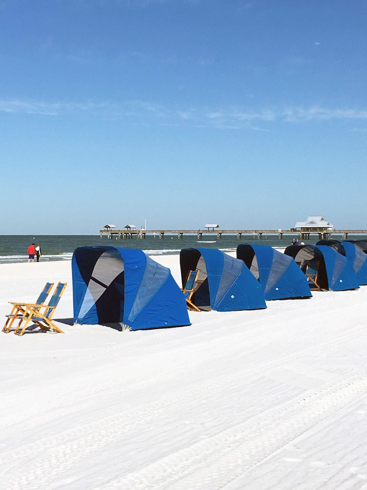 Clearwater Beach Florida Trip December