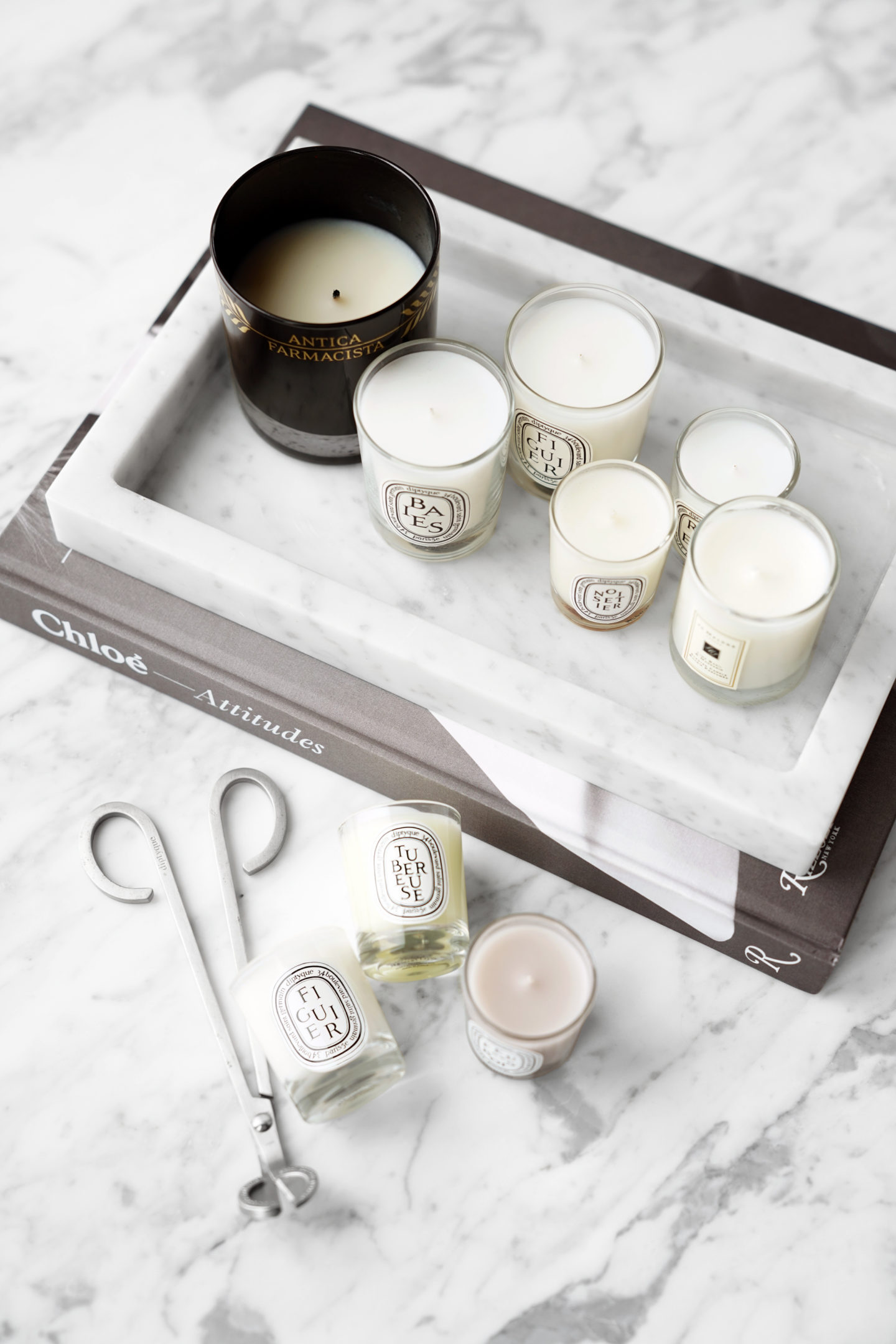 The Best Luxury Candles from Diptyque, Jo Malone, Antica Farmacista