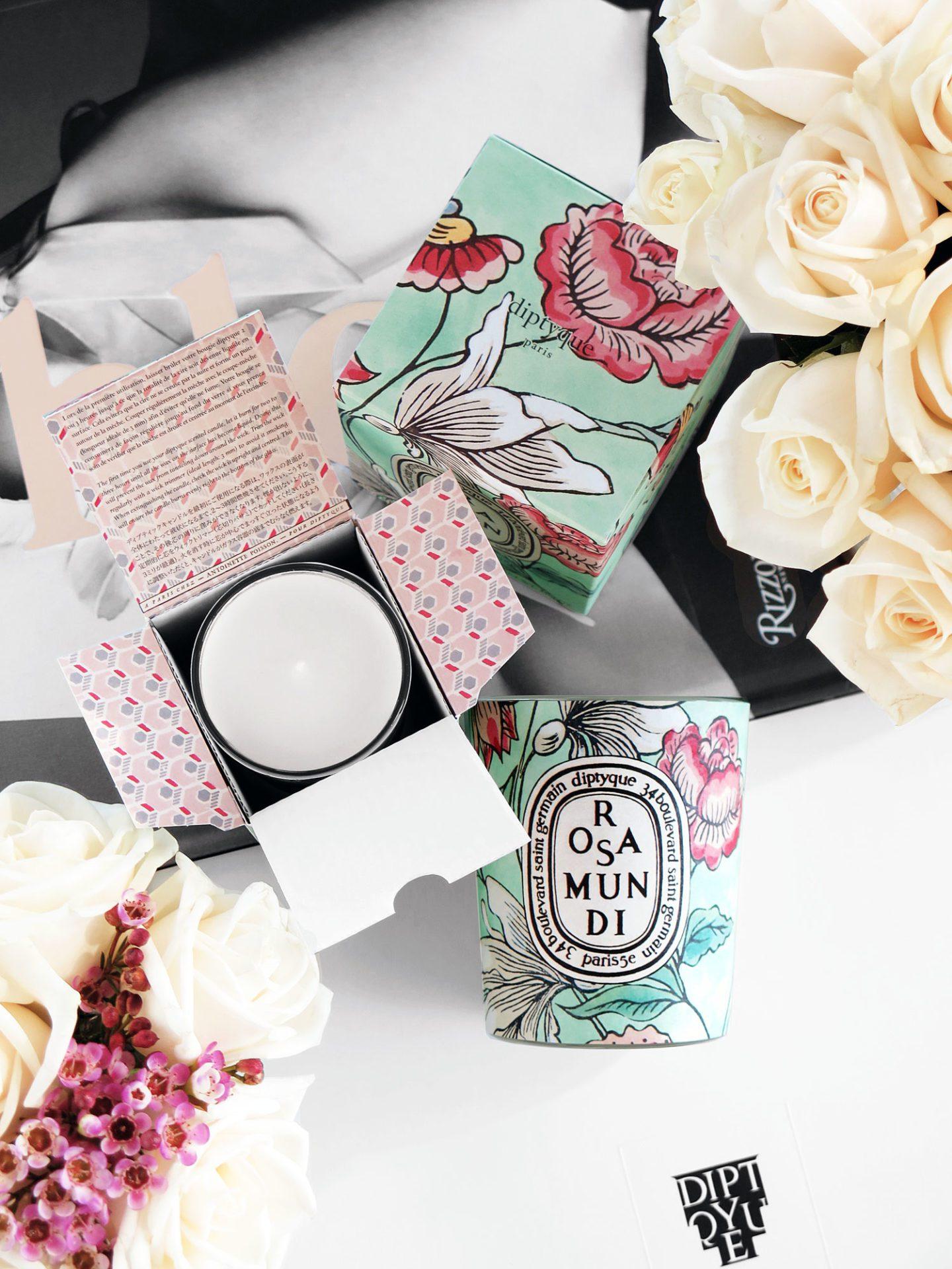 Diptyque Rosa Mundi | The Beauty Look Book