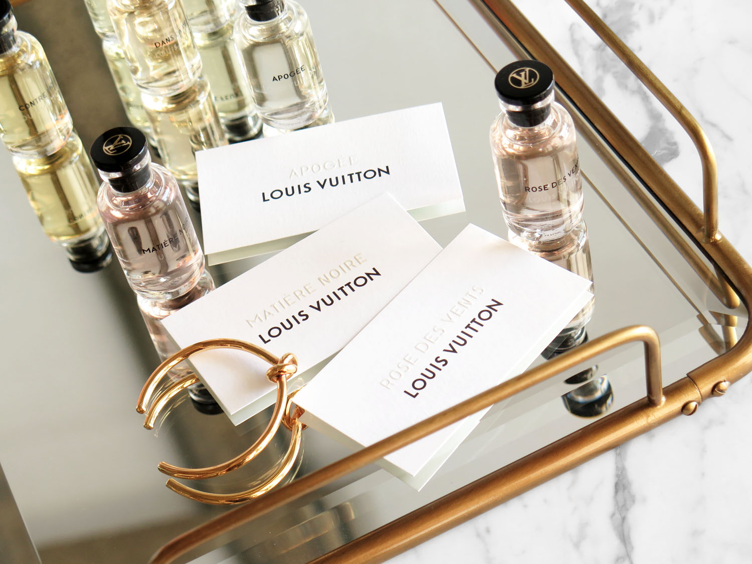 Louis Vuitton Perfume Review via The Beauty Look Book