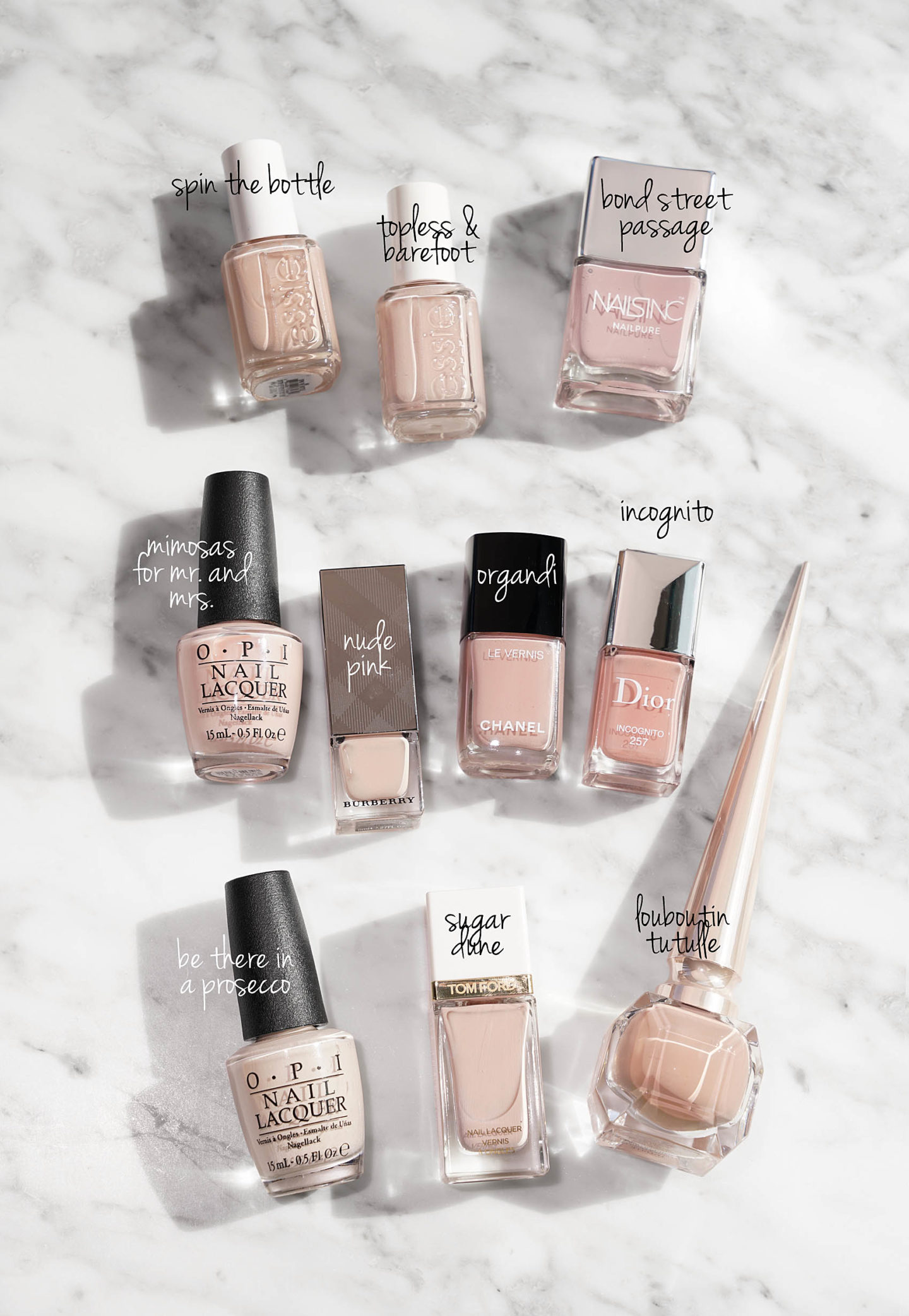 Best Everyday Neutrals for Nails | The Beauty Look Book