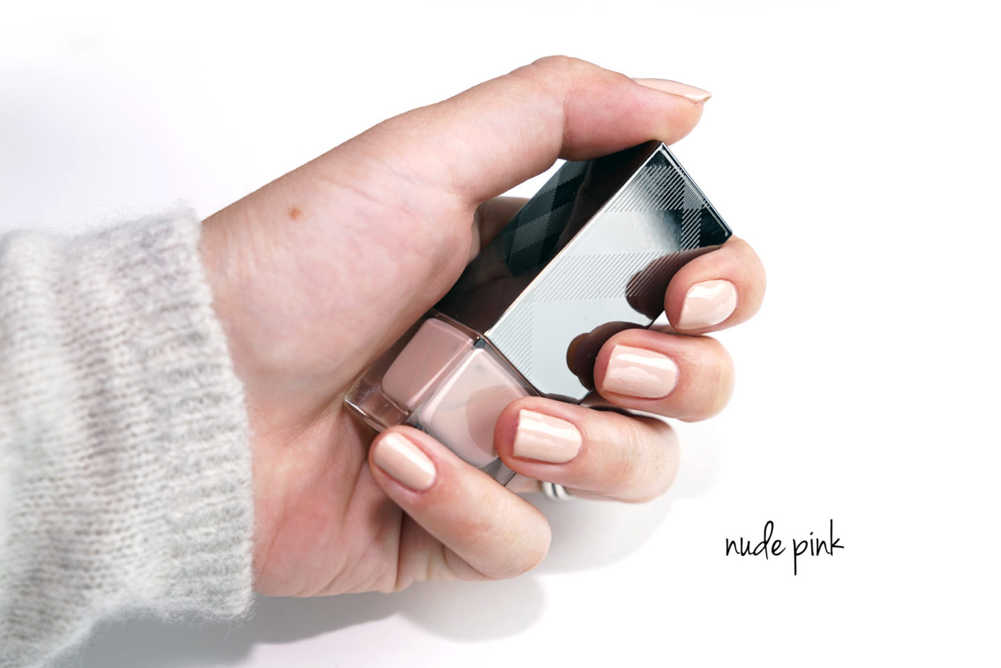 Burberry Nude Pink Polish | The Beauty Look Book