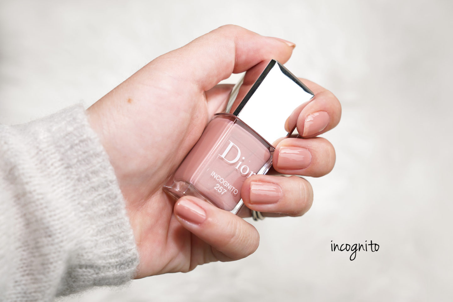 Dior Incognito Nail Polish | The Beauty Look Book