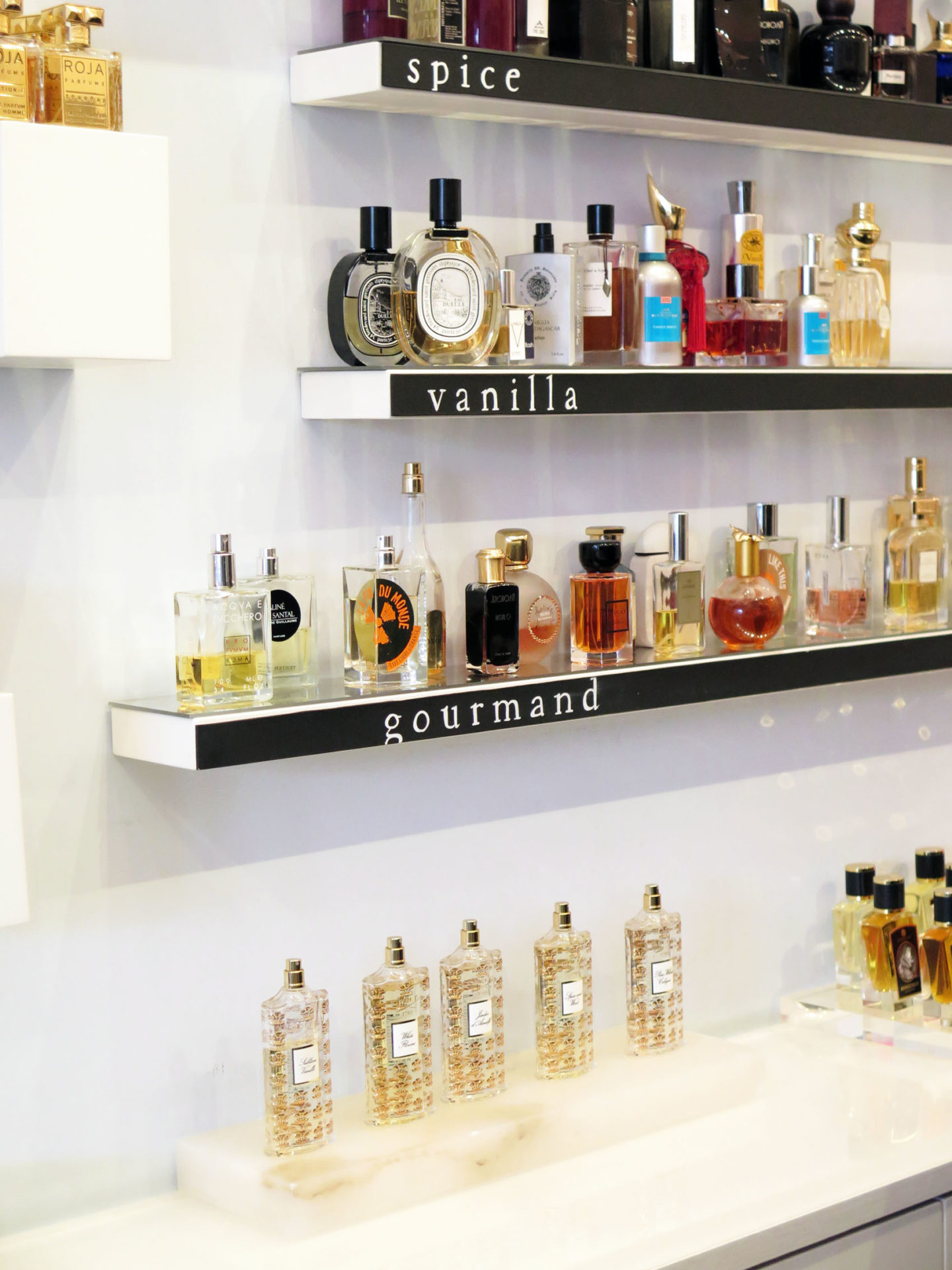 Lucky Scent - Scent Bar Los Angeles | The Beauty Look Book