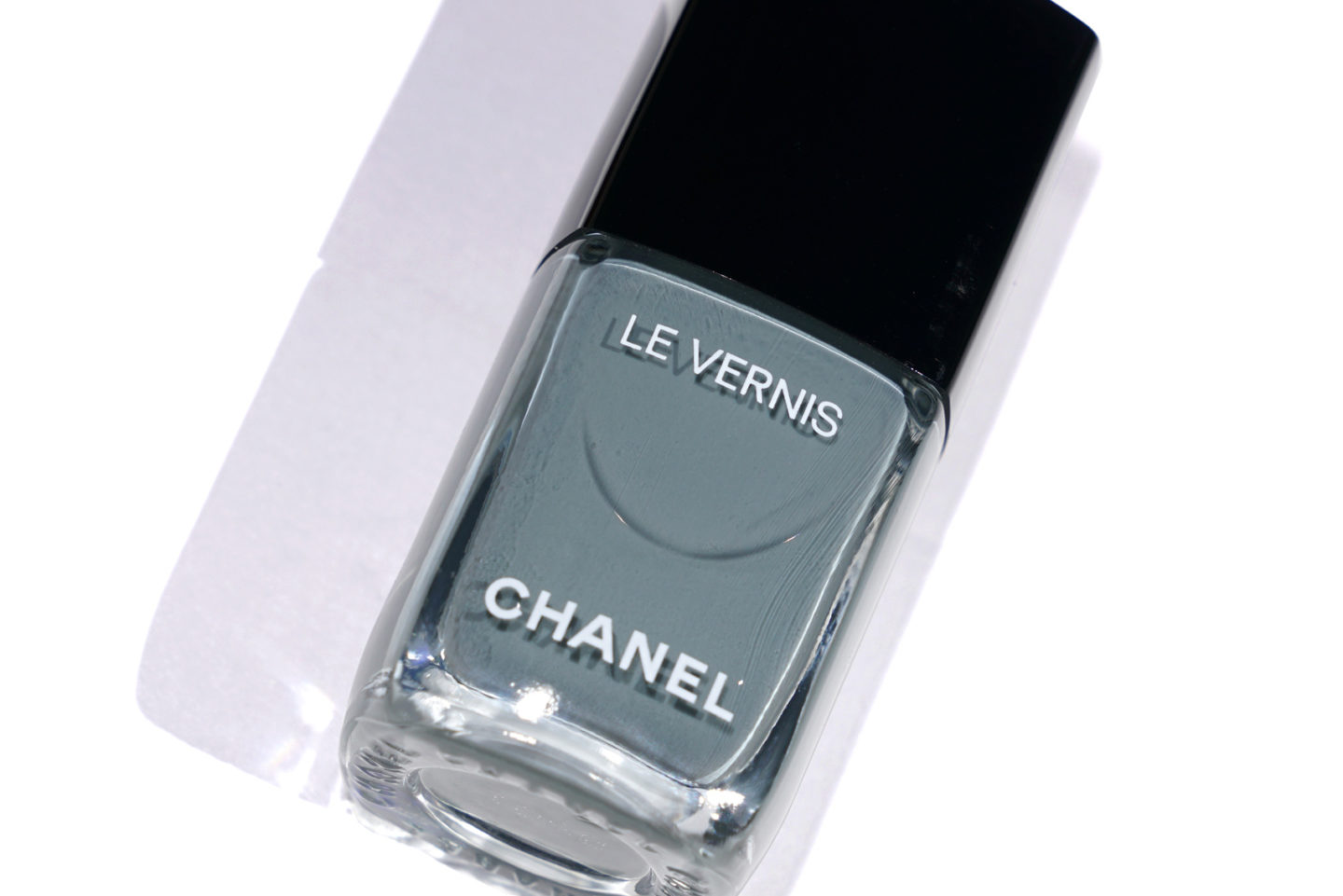 Chanel Le Vernis Washed Denim | The Beauty Look Book