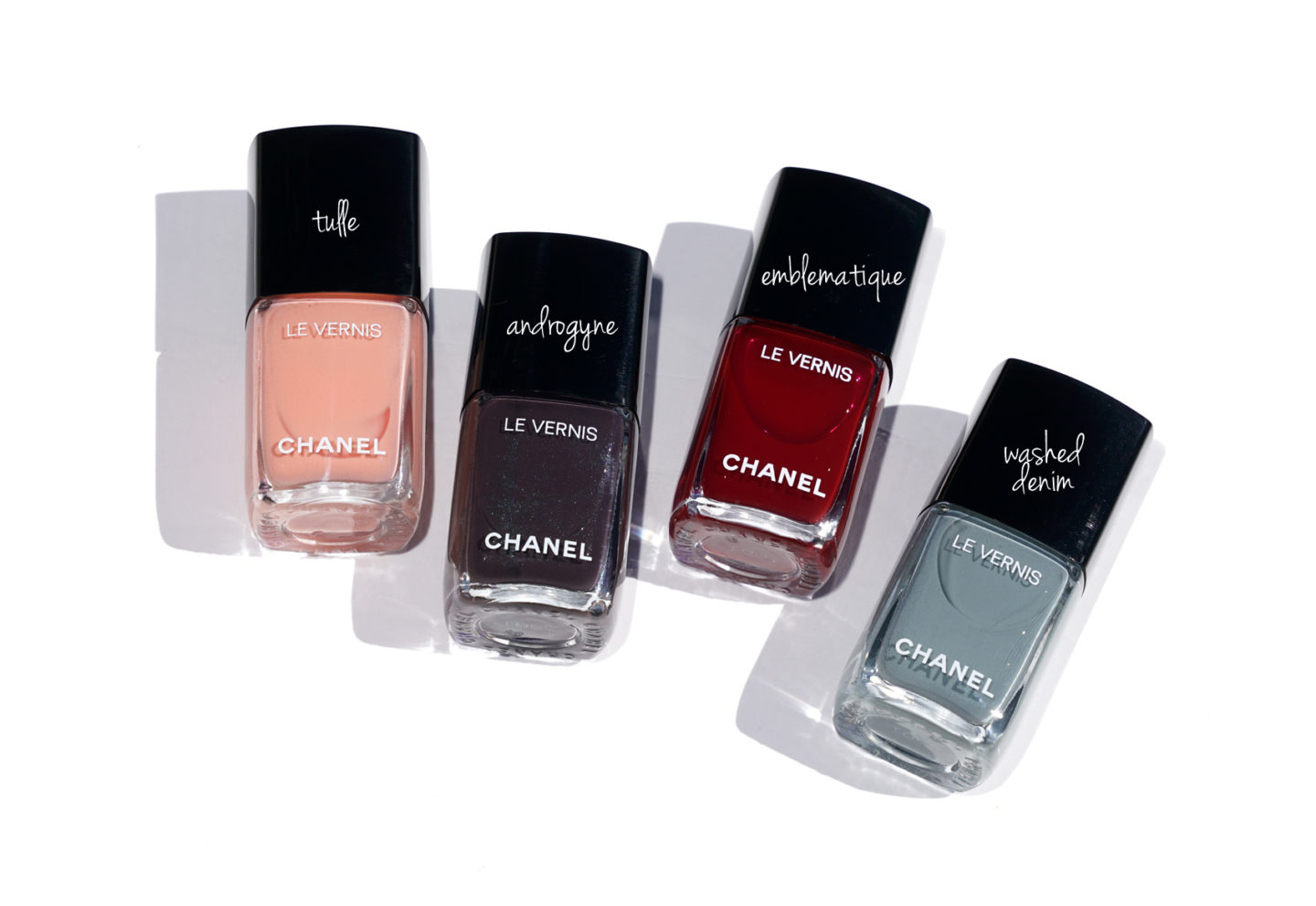 Chanel Rouge Coco Gloss Le Vernis Shades | The Beauty Look Book