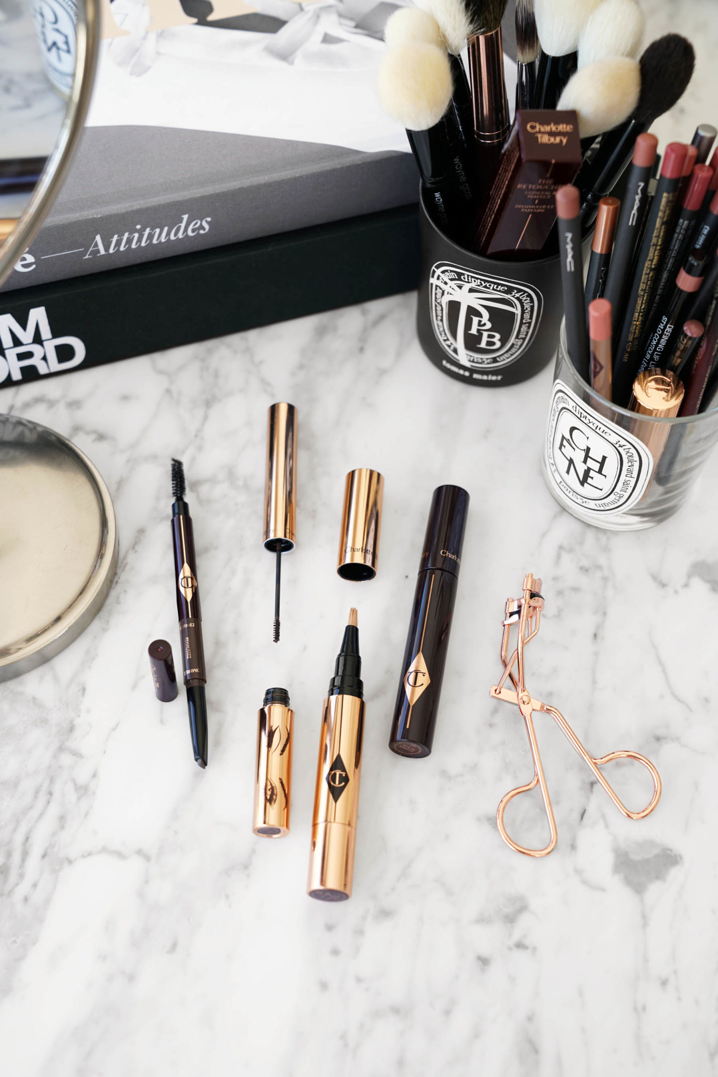Charlotte Tilbury The Supermodel Brow Lift Kit Review