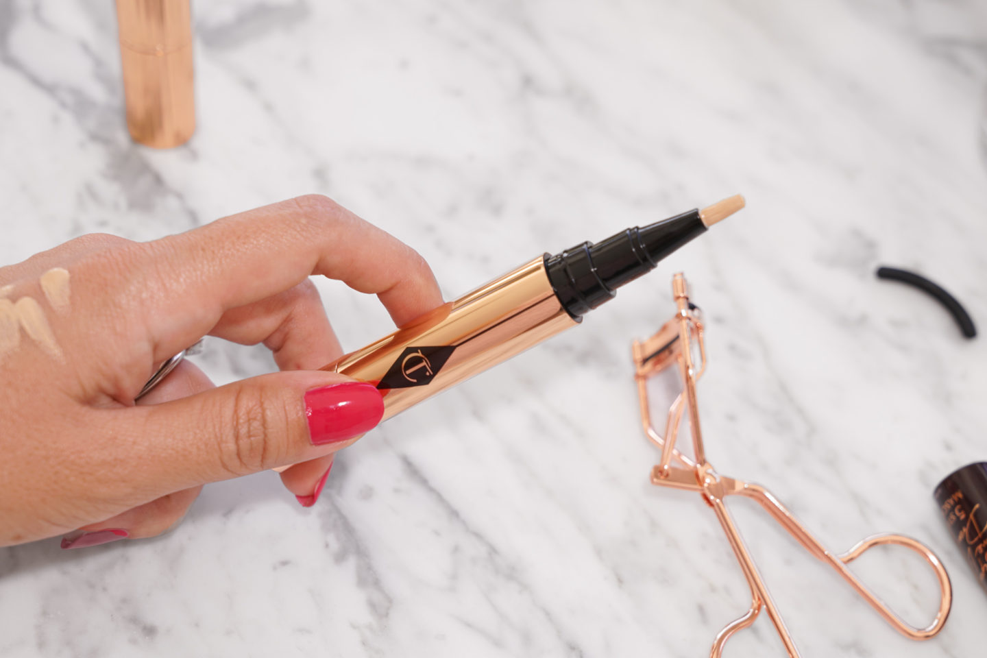 Charlotte Tilbury The Retoucher Concealer | The Beauty Look Book