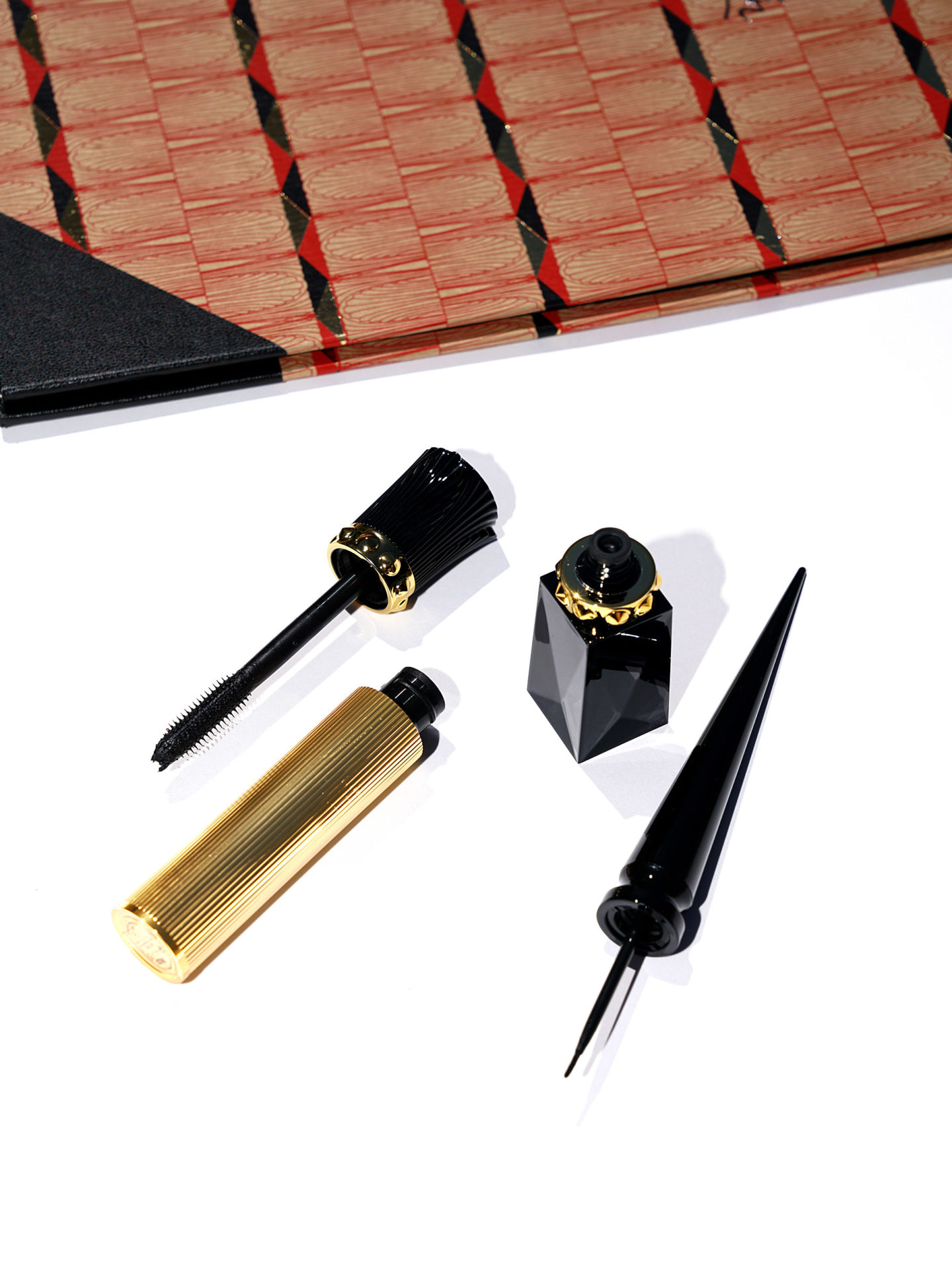 Louboutin Les Yeux Mascara and Oeil Vinyle Luminous Ink Liner | The Beauty Look Book