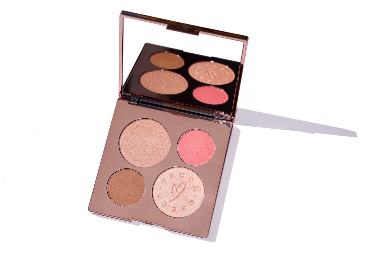 Becca x Chrissy Teigen Glow Face Palette Review | The Beauty Look Book