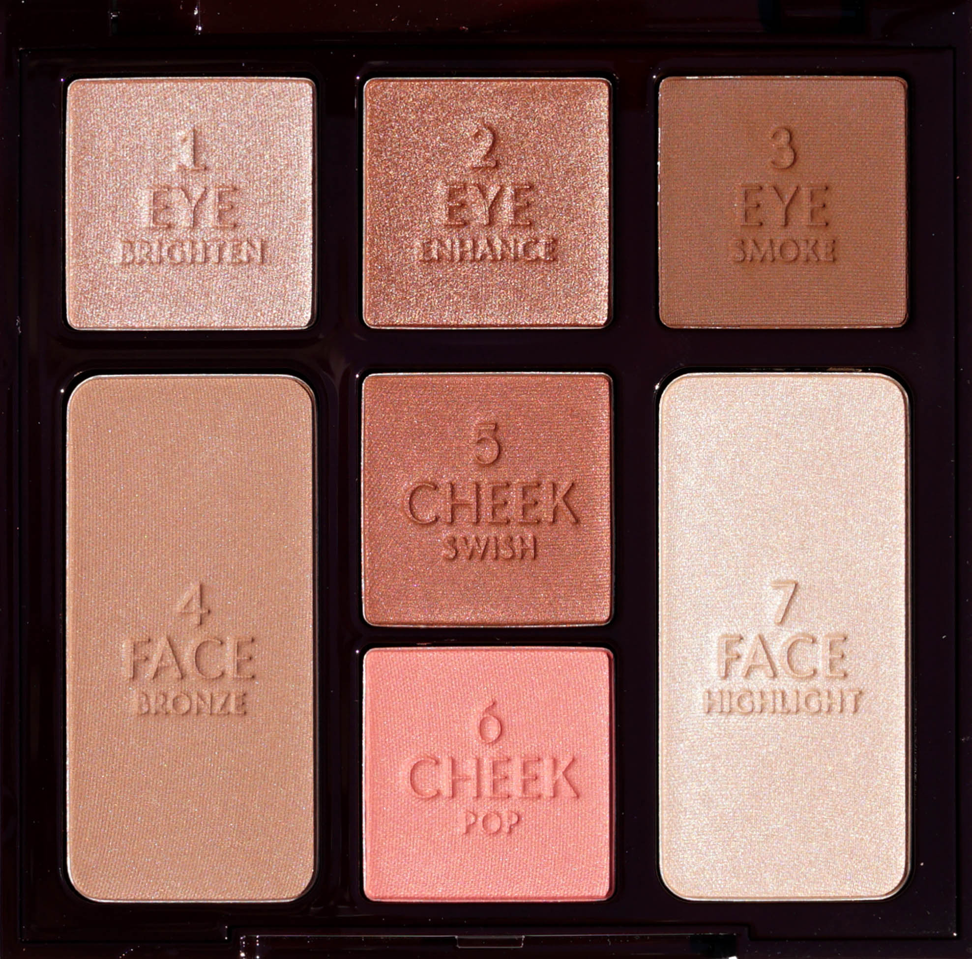 Charlotte Tilbury Instant Look In A Palette Beauty Glow The Beauty Look Book