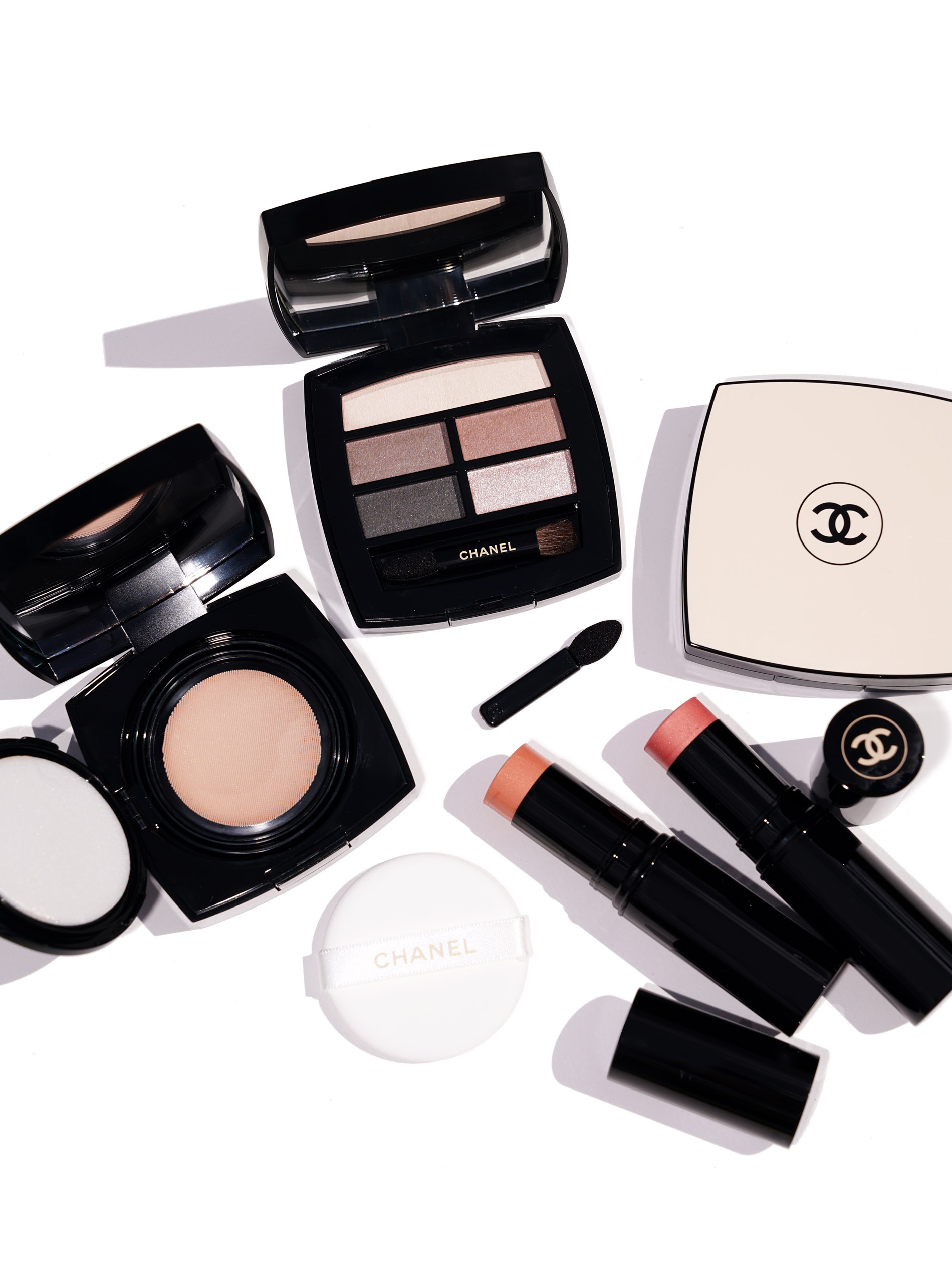 Chanel Makeup Brushes New Design: Chanel Les Beiges Collection Summer 2017
