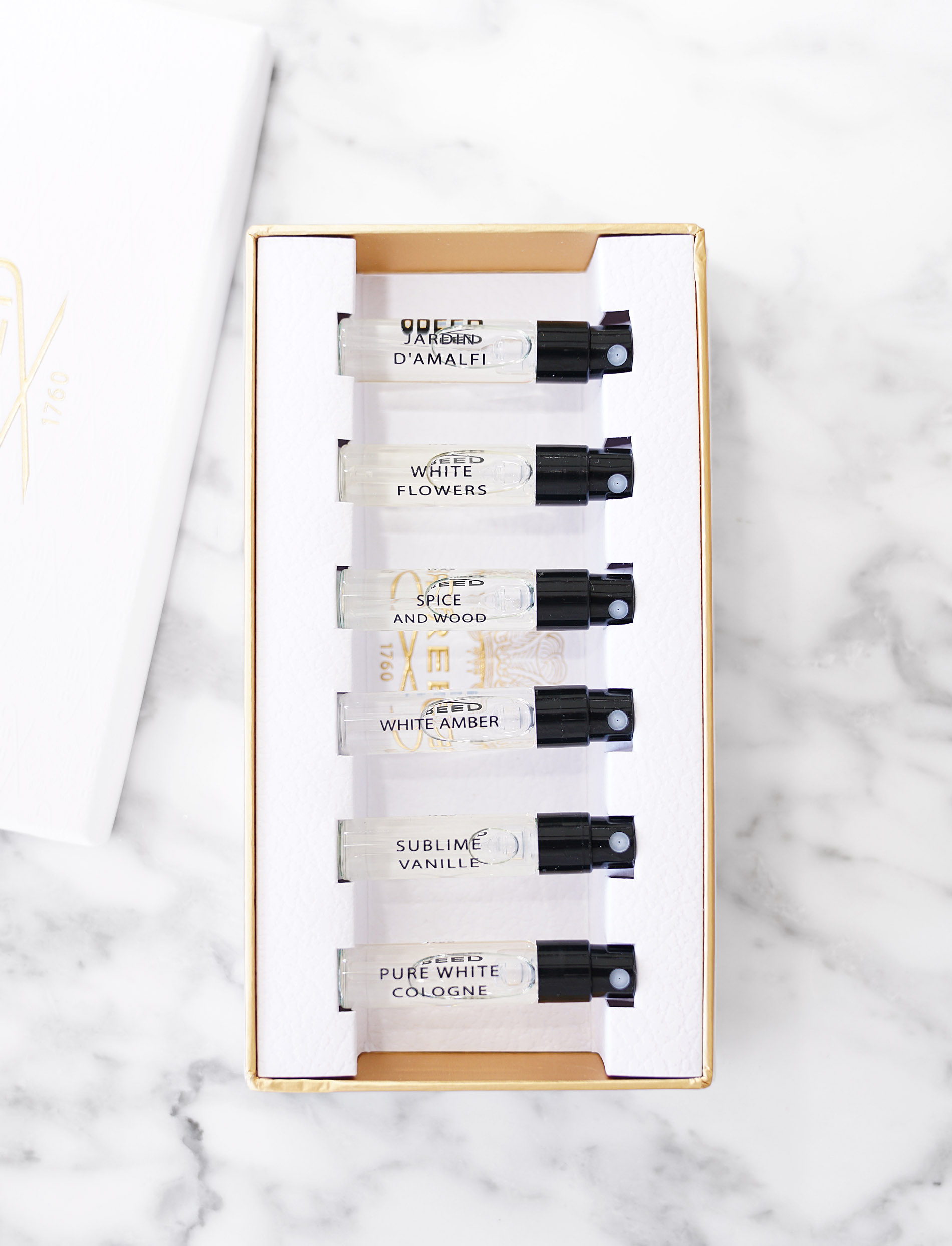 Creed Les Royales Exclusives White Amber And Coffret The Beauty