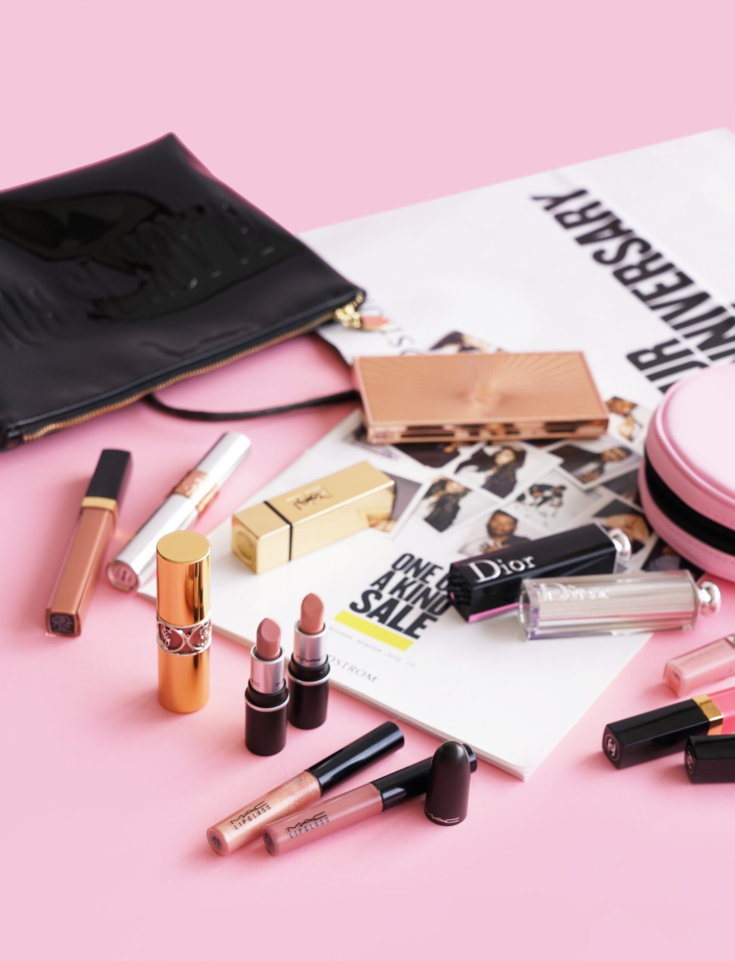 Nordstrom Anniversary Sale Beauty Exclusives Lip Haul | The Beauty Look Book