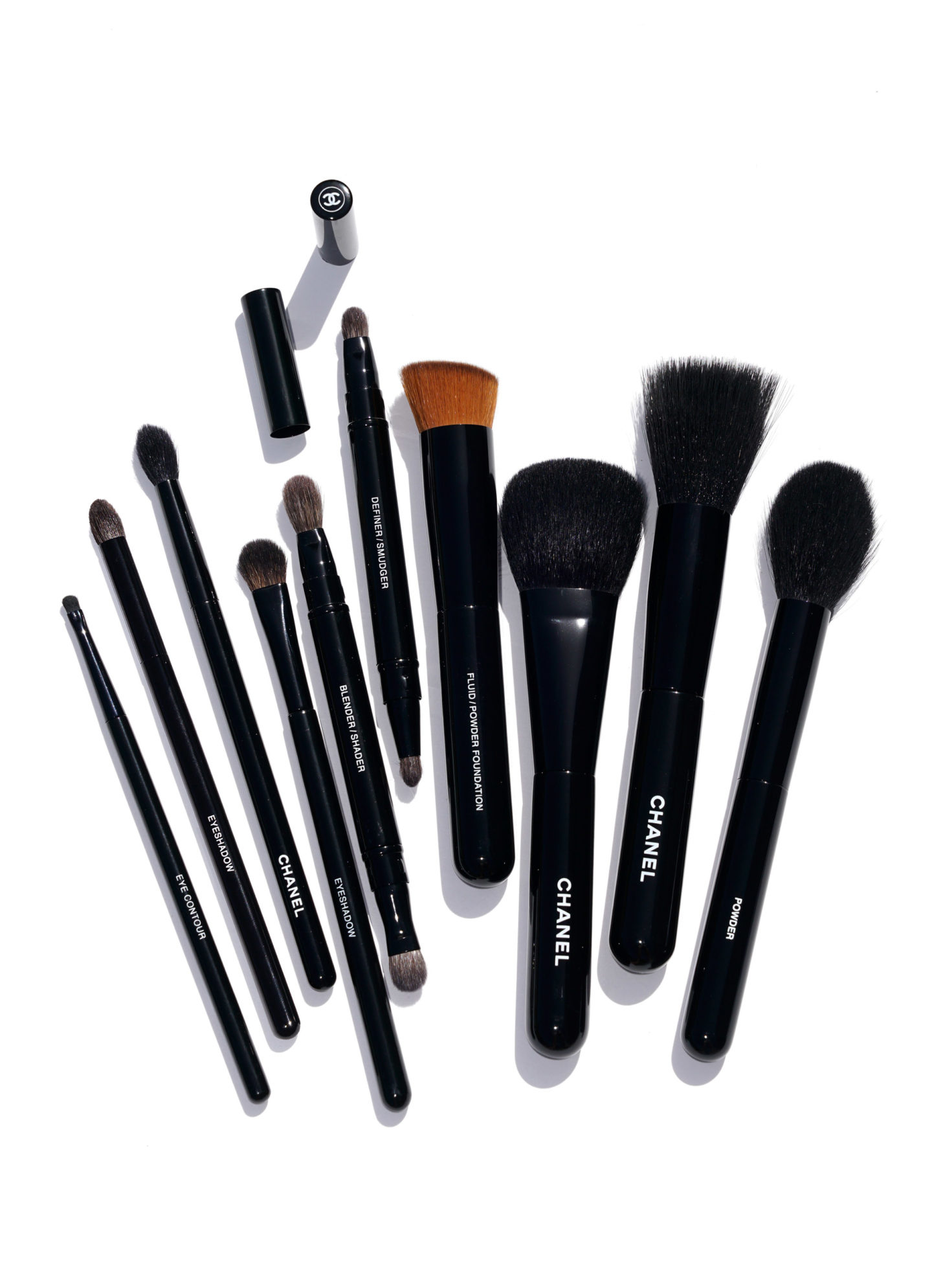 Chanel Makeup Brushes - New Design