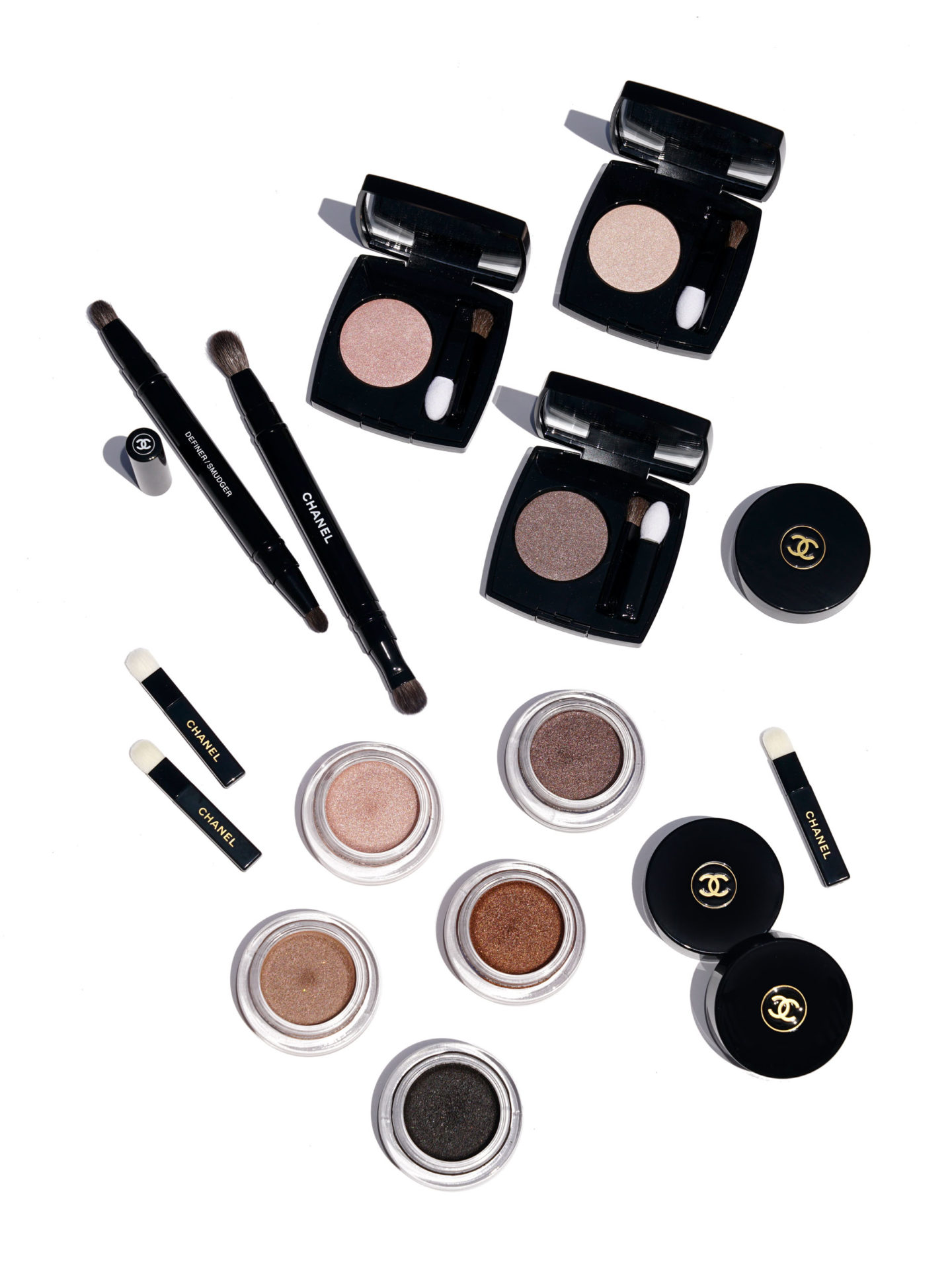 Chanel Ombre Premiere Longwear Eyeshadows | The Beauty Look Book