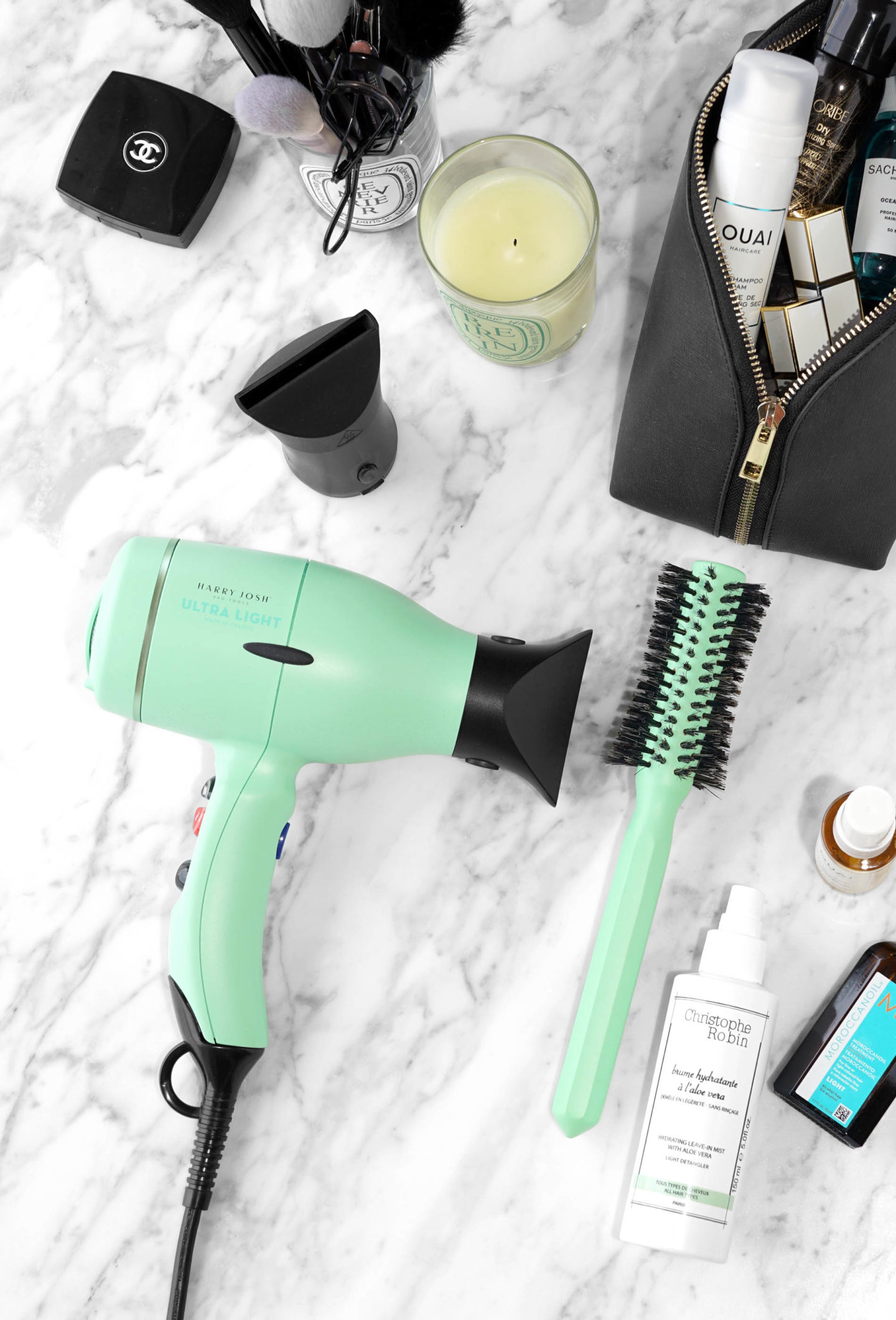 Harry Josh Ultra Light Pro Dryer Review | The Beauty Look Book