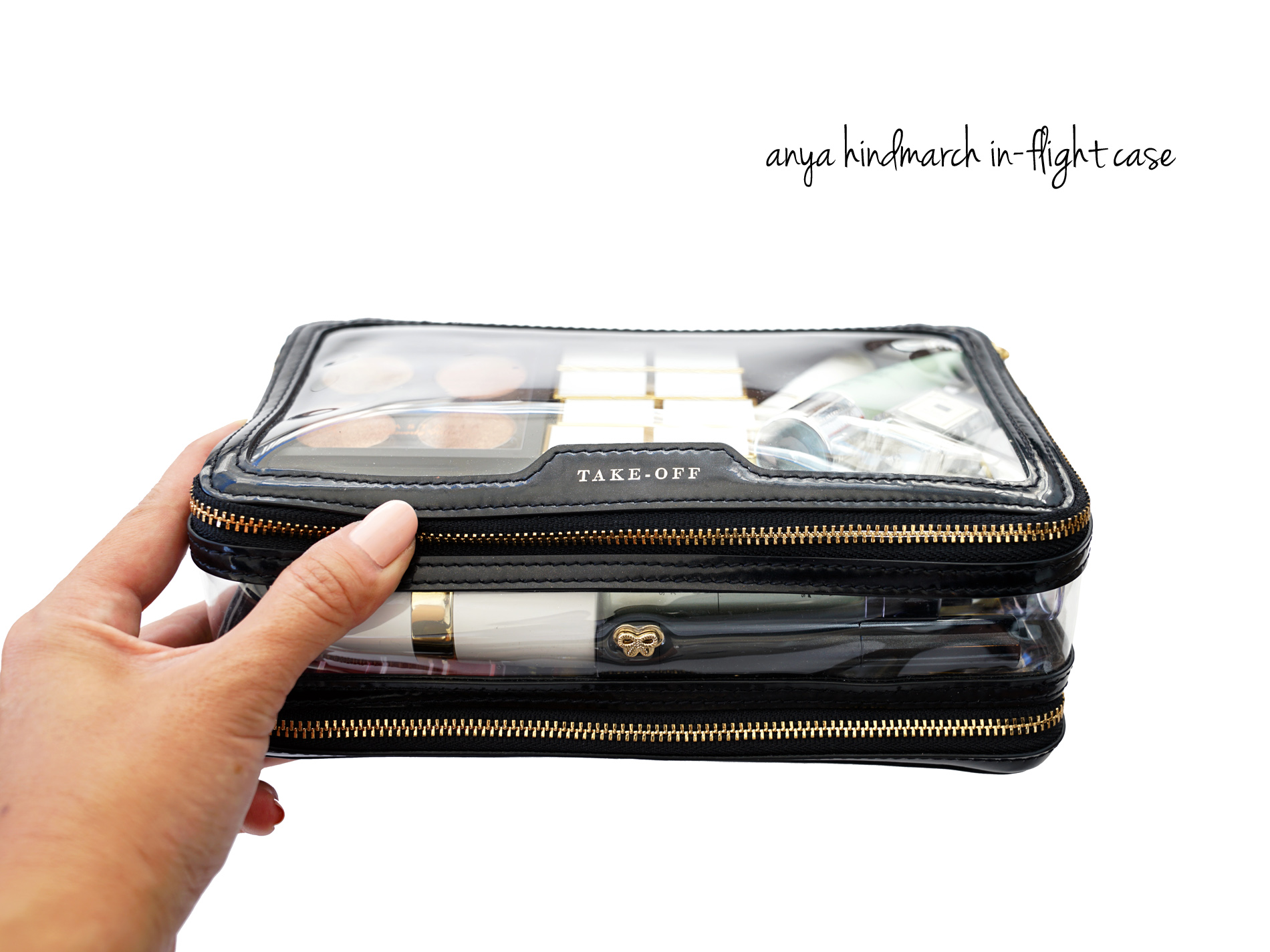 Double Sided Travel Bag