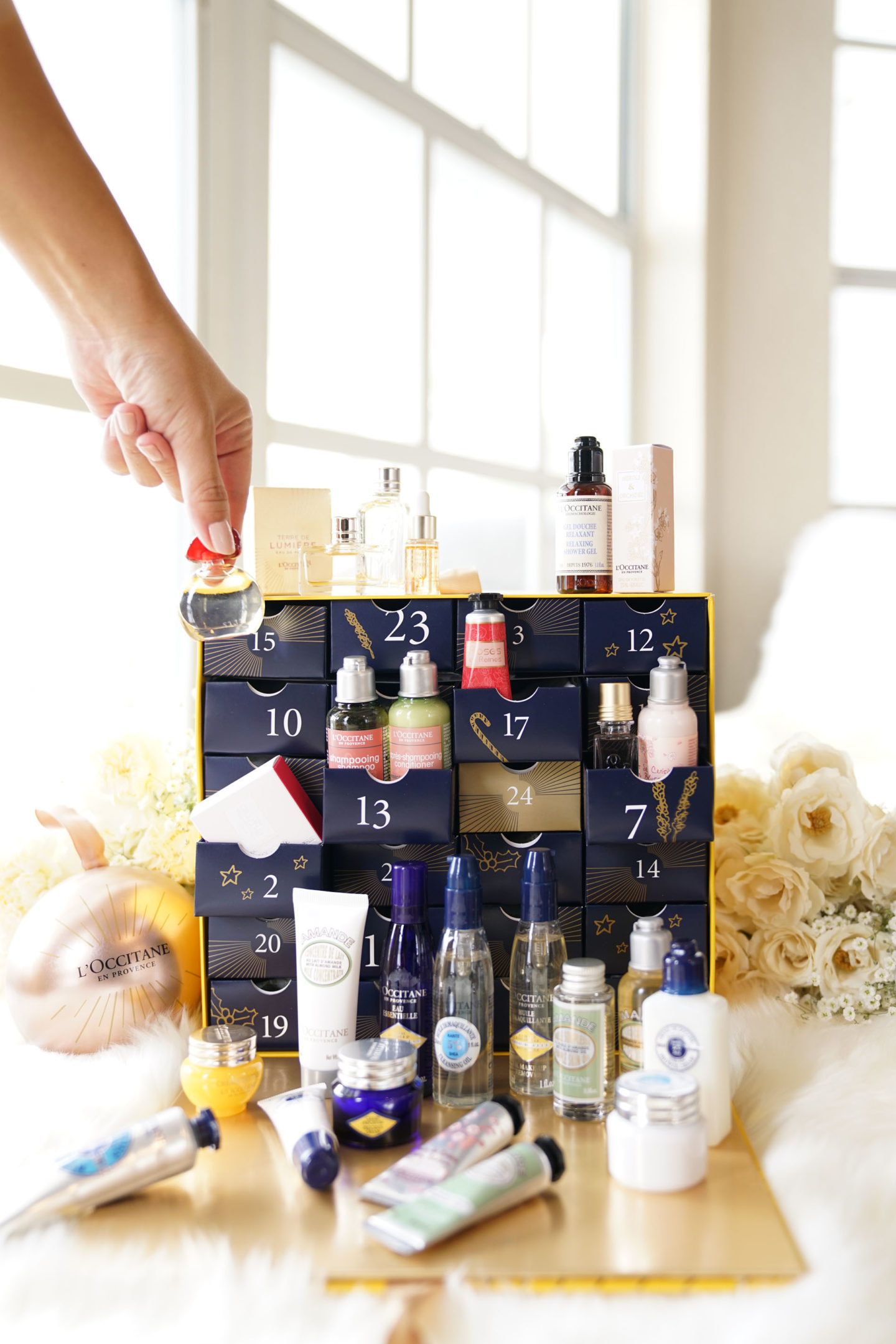 L'Occitane Luxury Advent Calendar 2017