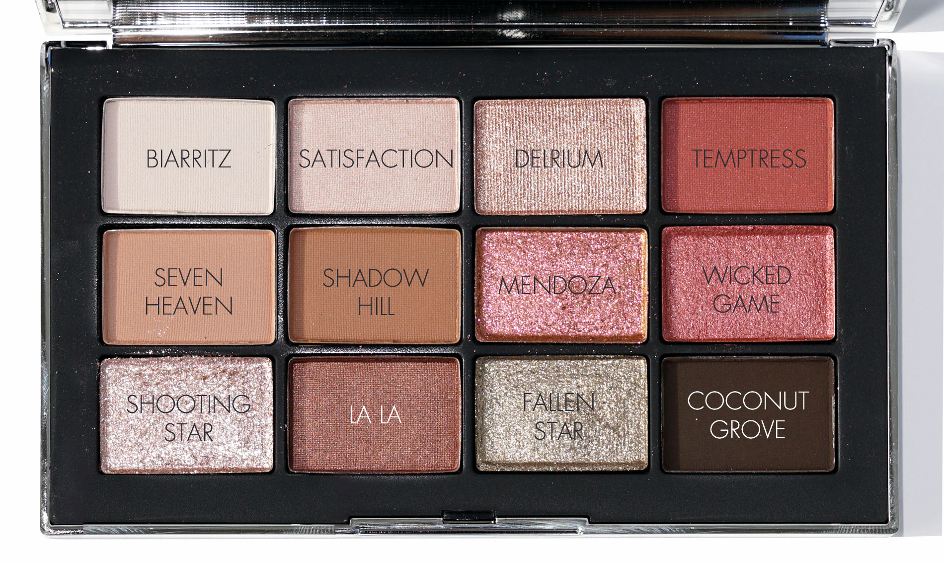 Nars Narsissist Wanted Eyeshadow Palette Review The