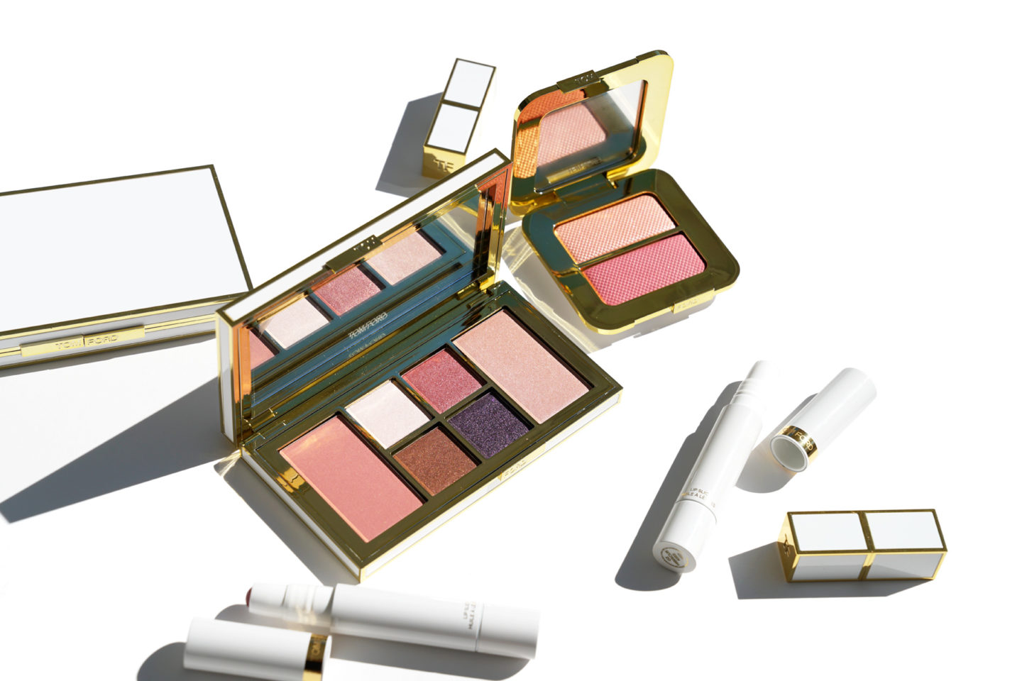 Tom Ford Beauty Soleil Winter 2017 Review and Swatches