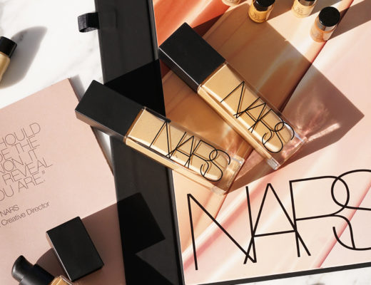 NARS Natural Radiant Longwear Foundation Review and Swatches