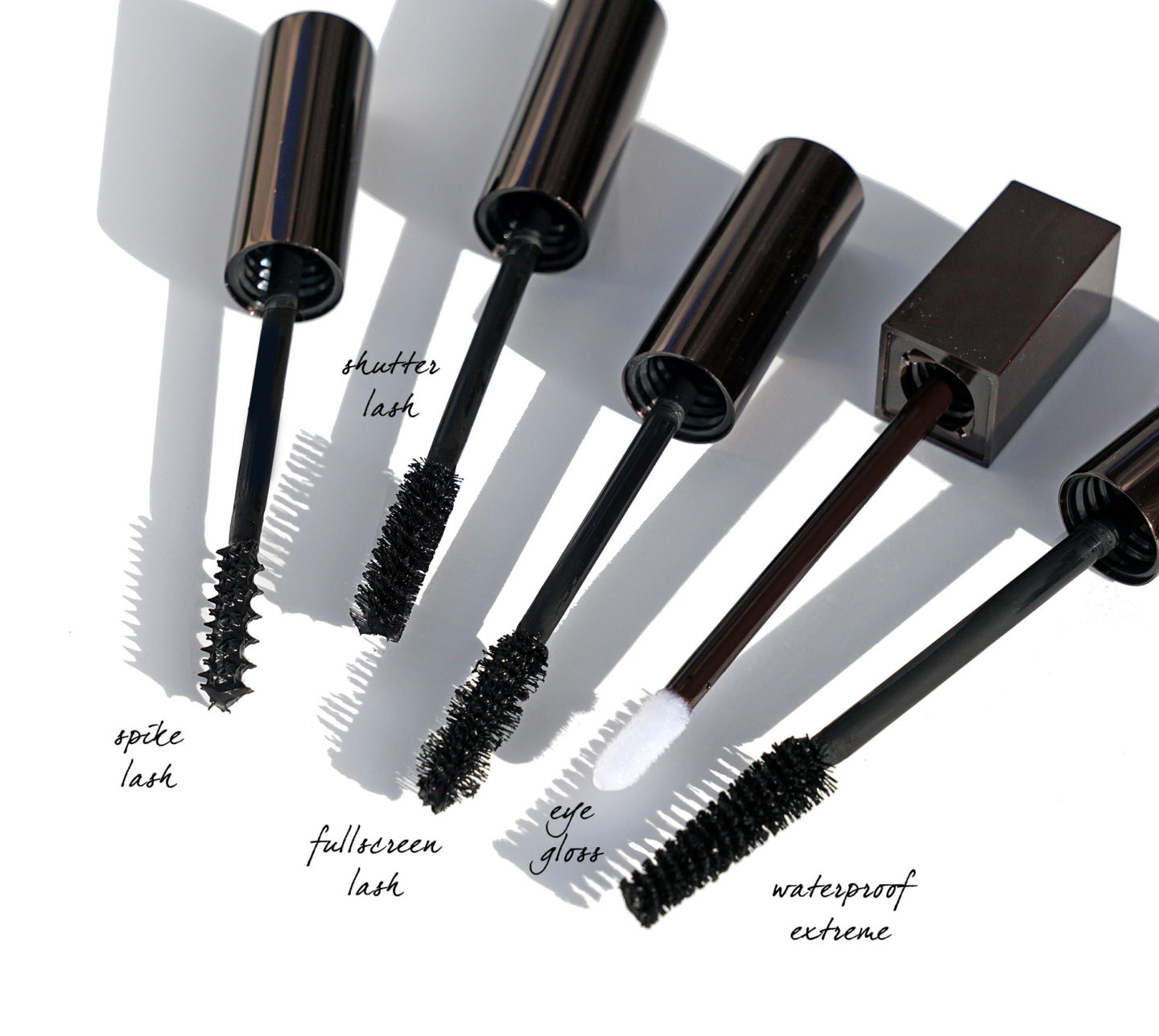 Tom Ford Spike Lash, Shutter Lash, Fullscreen Lash Mascara and Eye Gloss