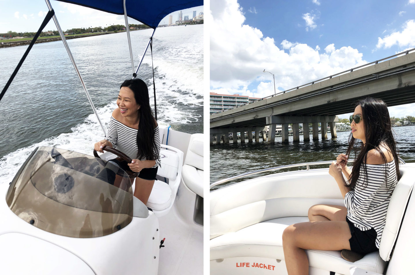 Weekend Boating Tampa