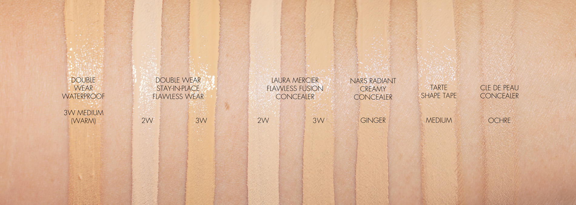 Estee Lauder Double Wear Foundation And Concealer Roundup Review