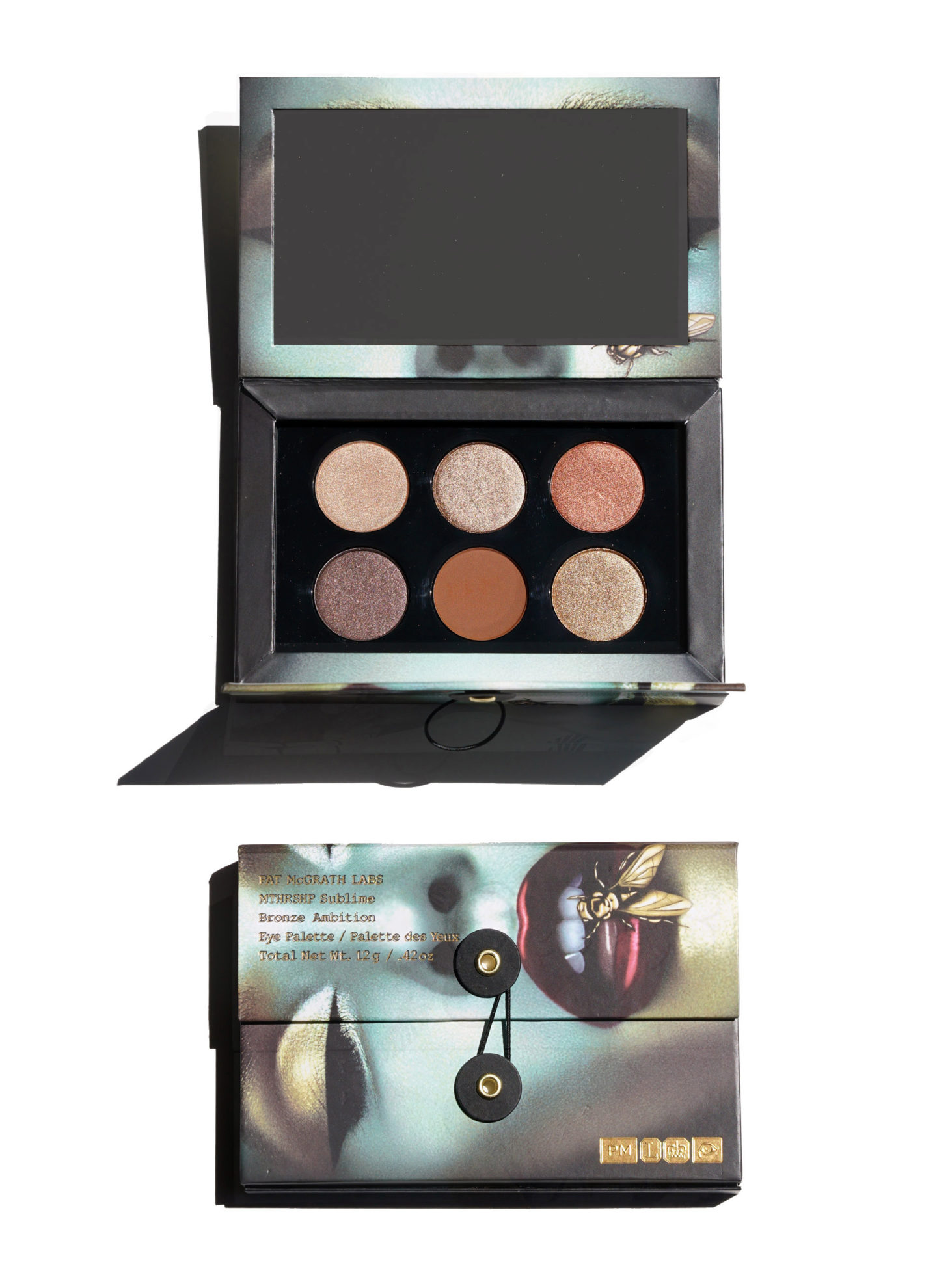 Pat McGrath Labs MTHRSHP Sublime Bronze Ambition | The Beauty Look Book