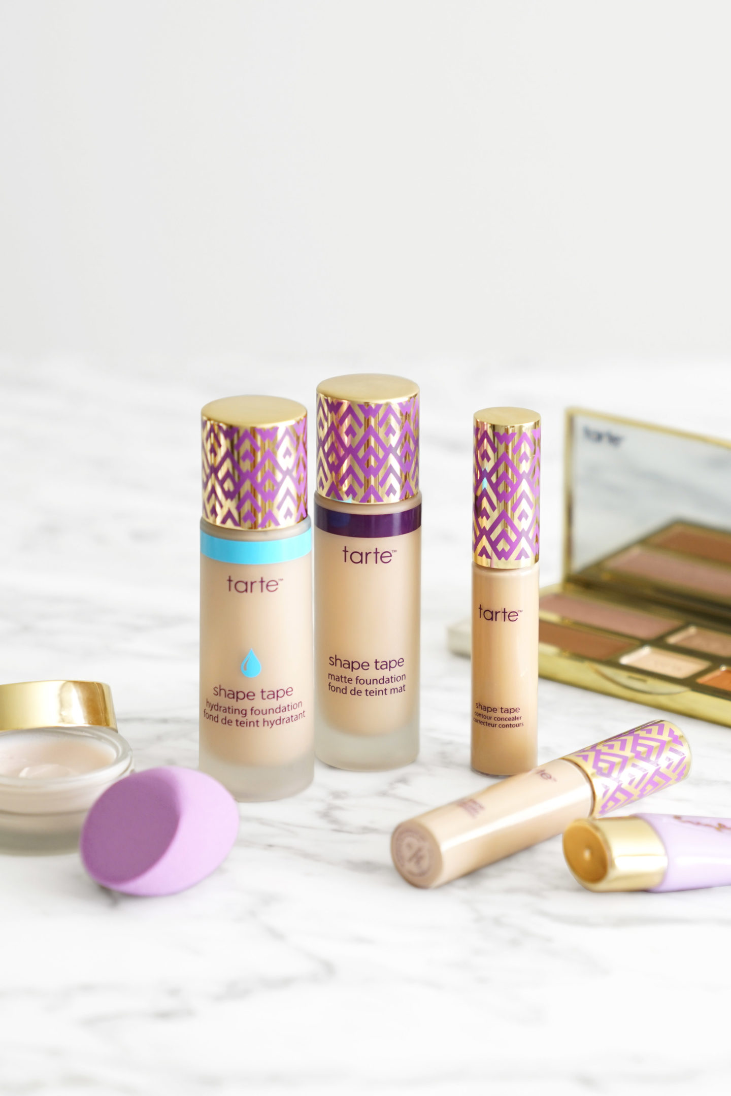 Tarte Shape Tape Foundation Review and Swatches Medium Sand | The Beauty Look Book