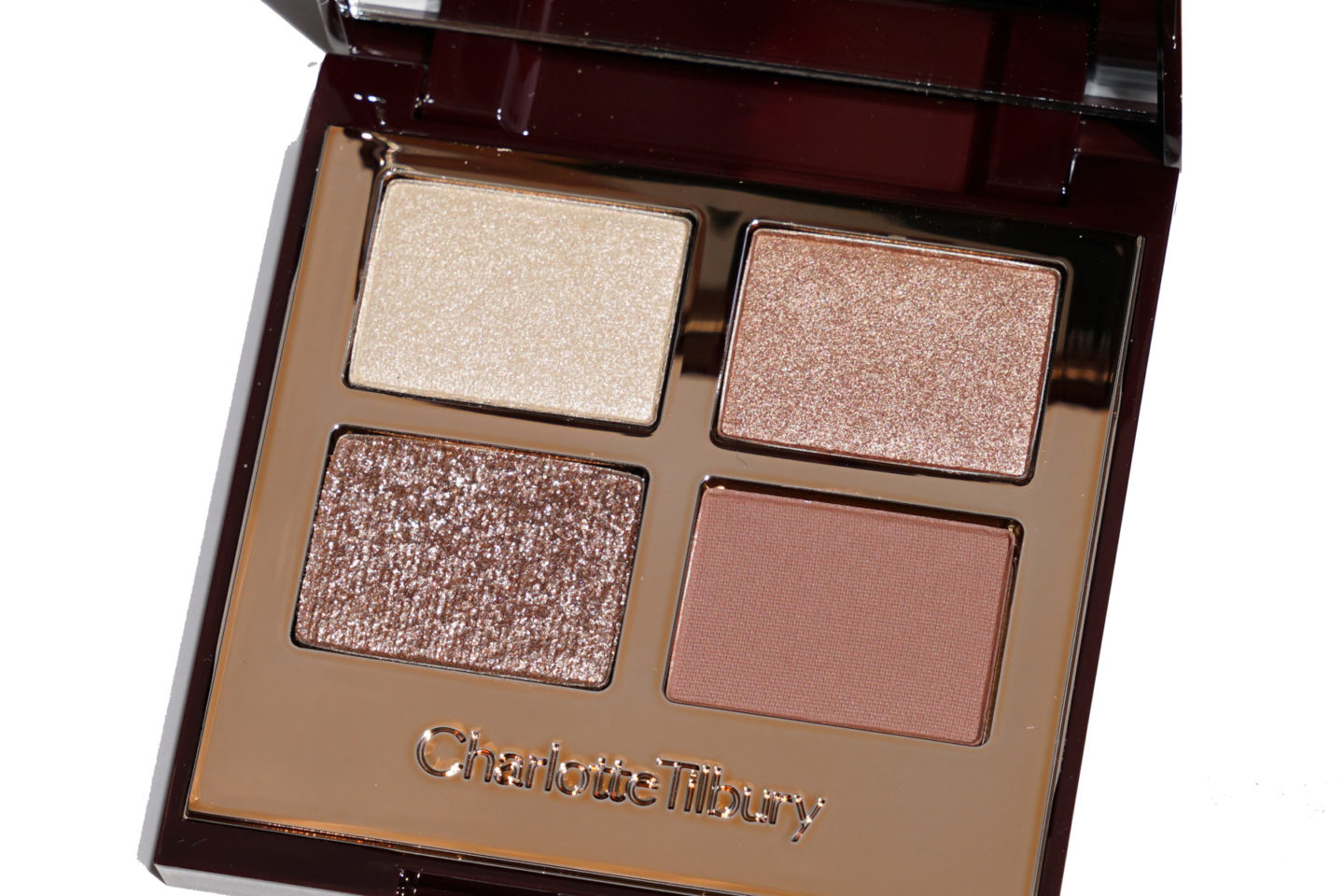 Charlotte Tilbury Bigger Brighter Eyes Filter Exaggereyes Eyeshadow Palette Review + Swatches