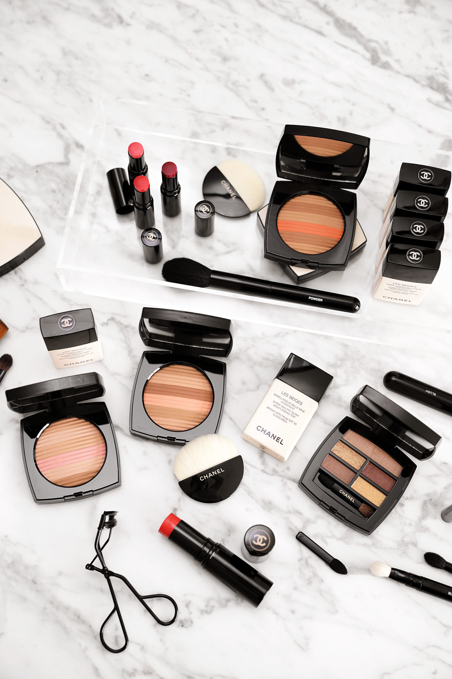 Chanel Les Beiges Collection Review 2018