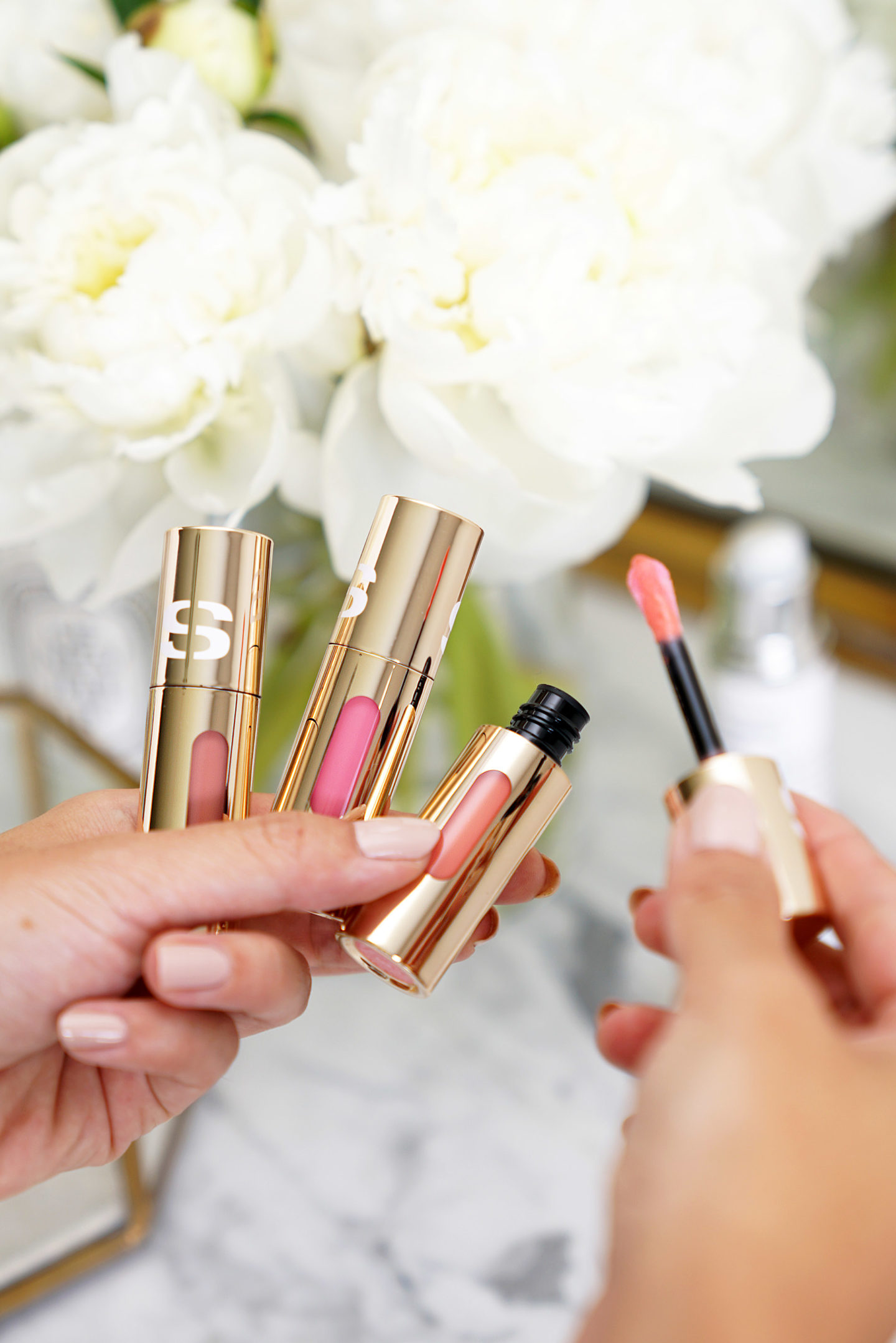 Sisley Phyto Lip Delight Lip Oils | The Beauty Look Book