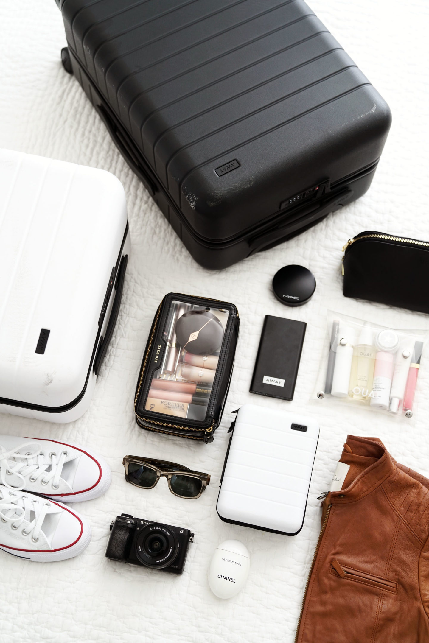 Away Bigger Carry-On Packing for a Week in NYC | The Beauty Look Book