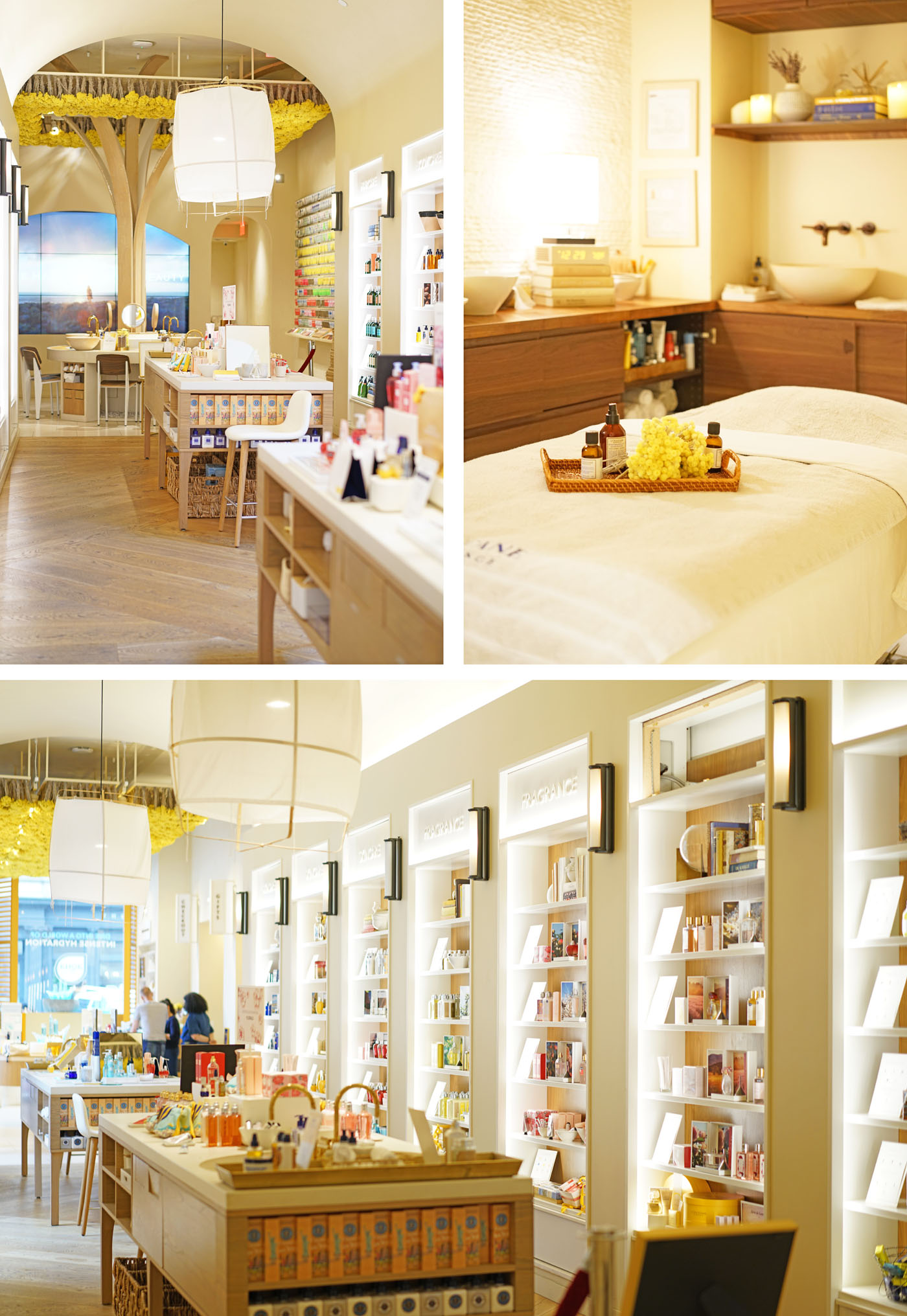 L'Occitane Flatiron Store NYC | The Beauty Look Book