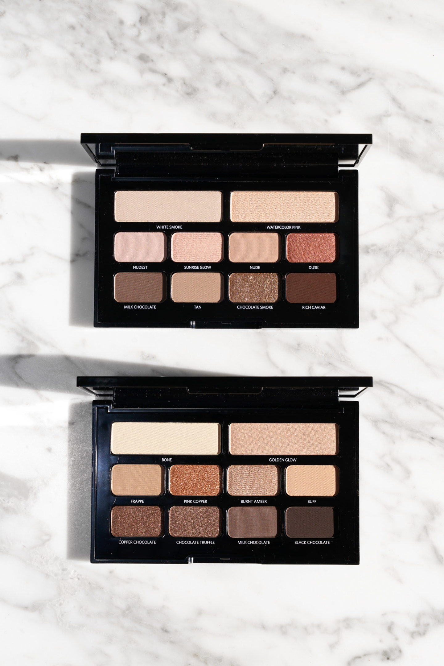 Bobbi Brown Nude on Nude Eyeshadow Palette Review Rosy and Bronzed