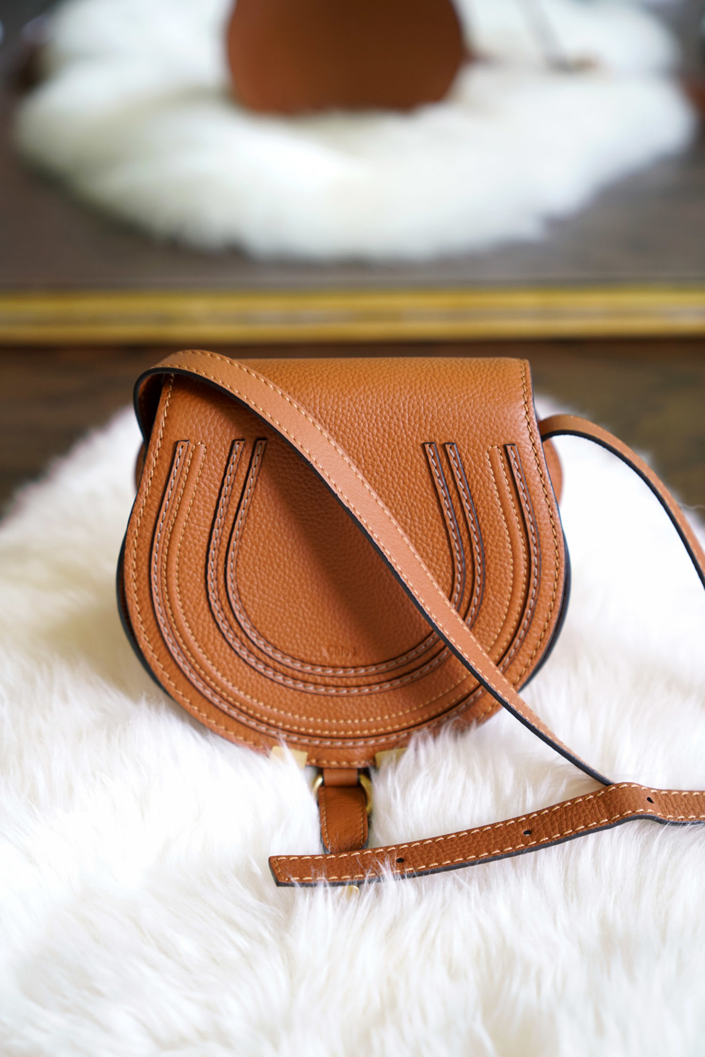 Chloe Mini Marcie Purse Review | The Beauty Look Book